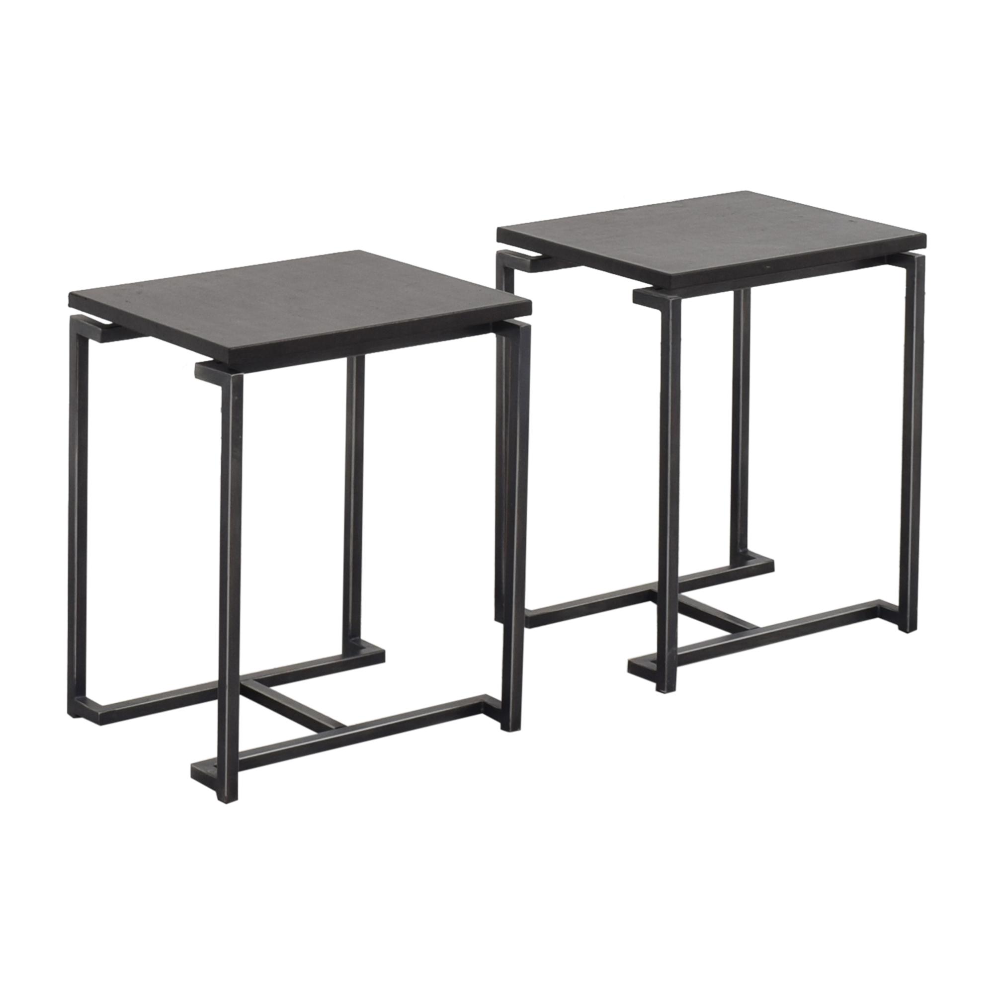 West Elm West Elm Modern End Tables used
