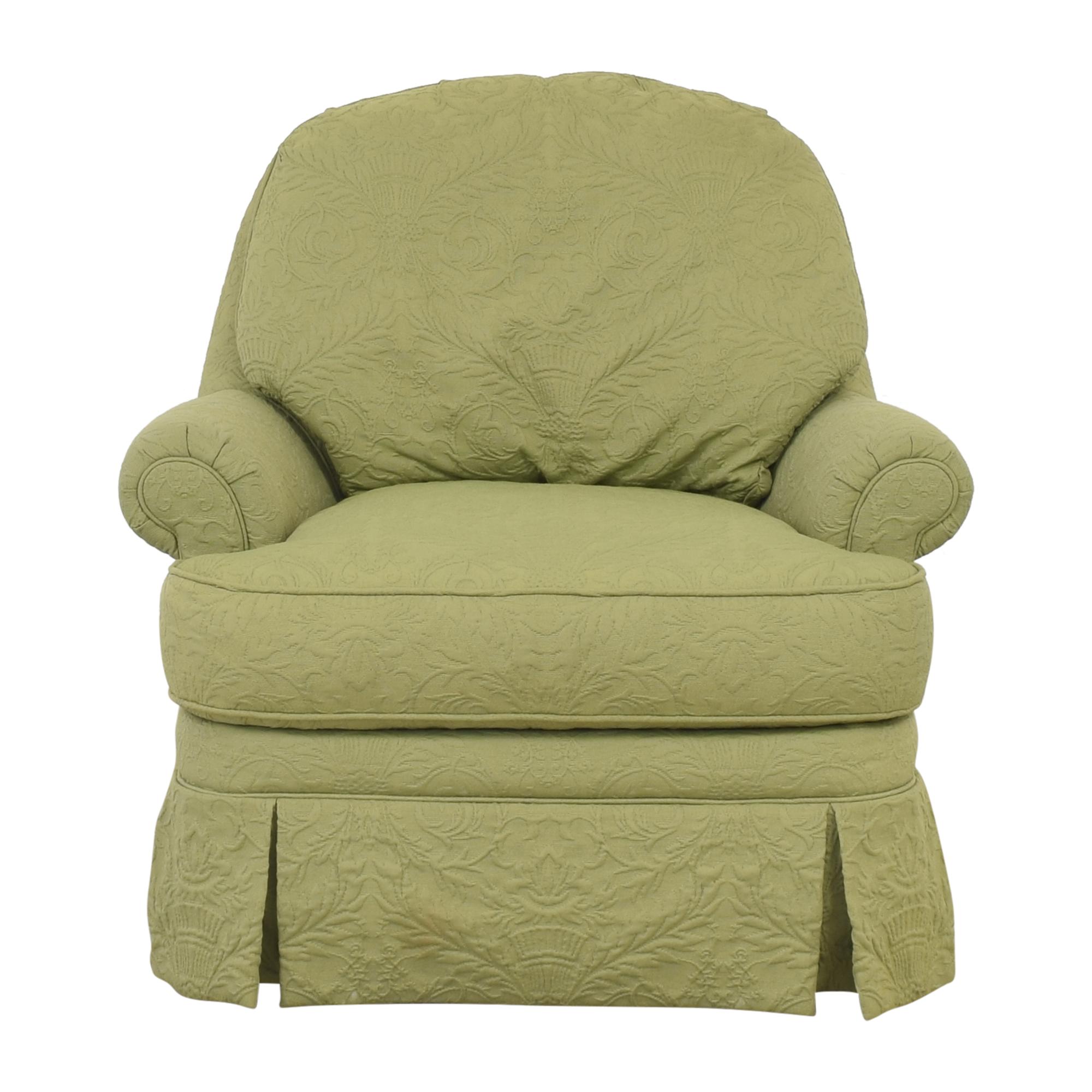 Ethan Allen Ethan Allen Swivel Armchair used