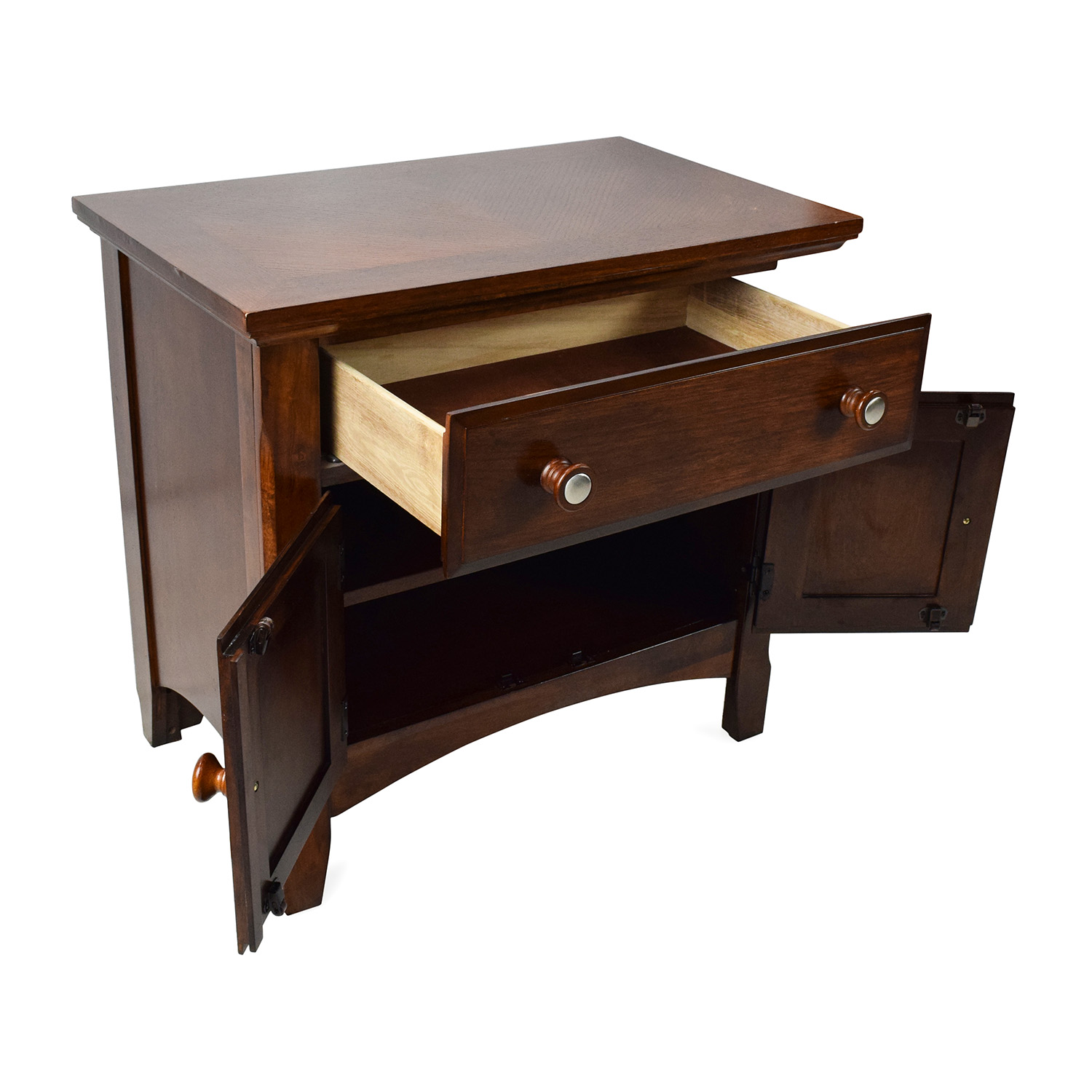 50 Off Walter Of Wabash Walter Of Wabash Bedside Table Tables