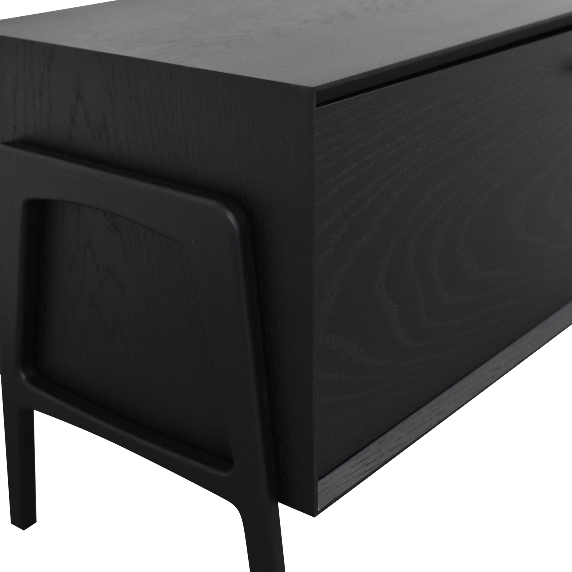 Media Cabinet with Two Drawers discount