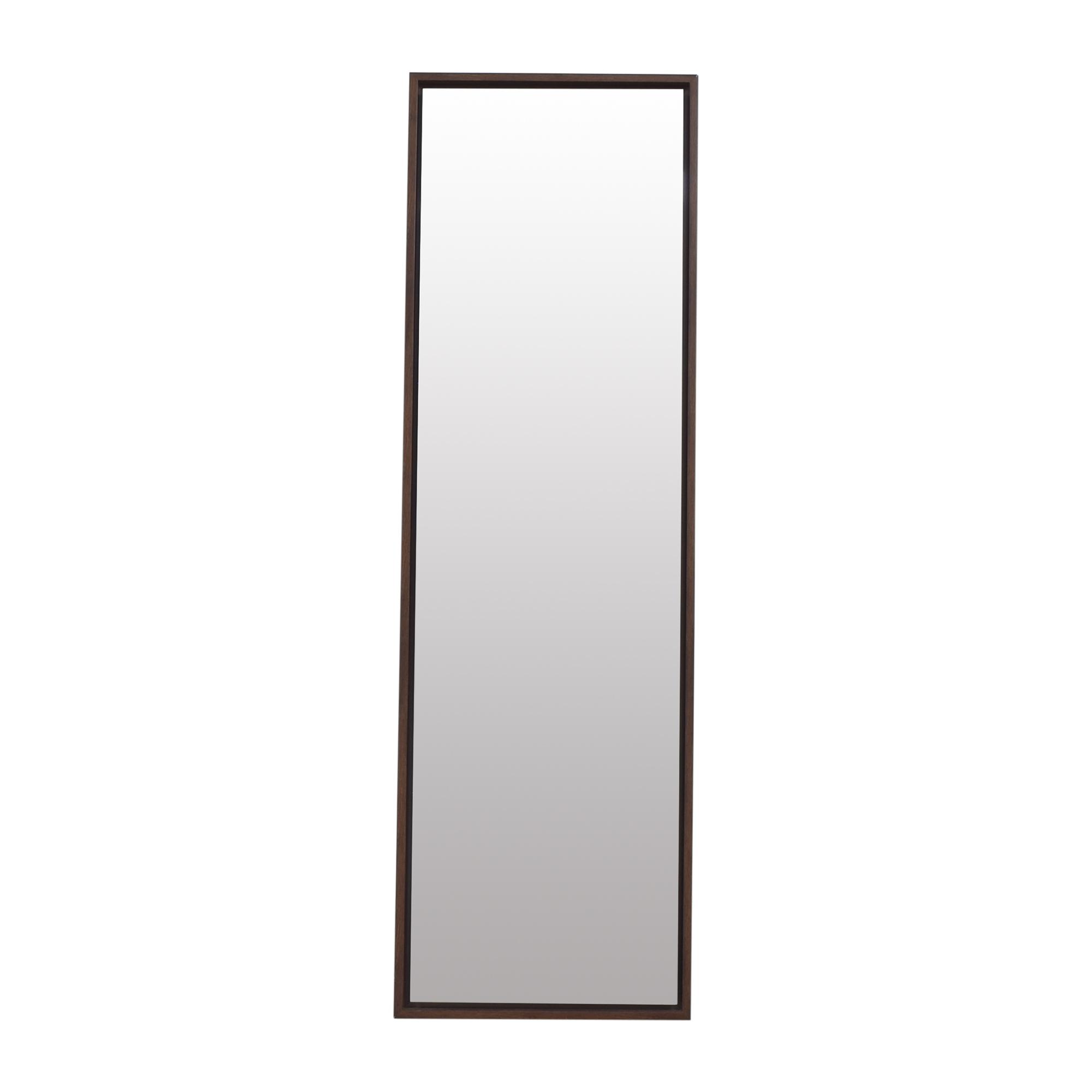 Mercury Row Loeffler Full Length Mirror Mercury Row