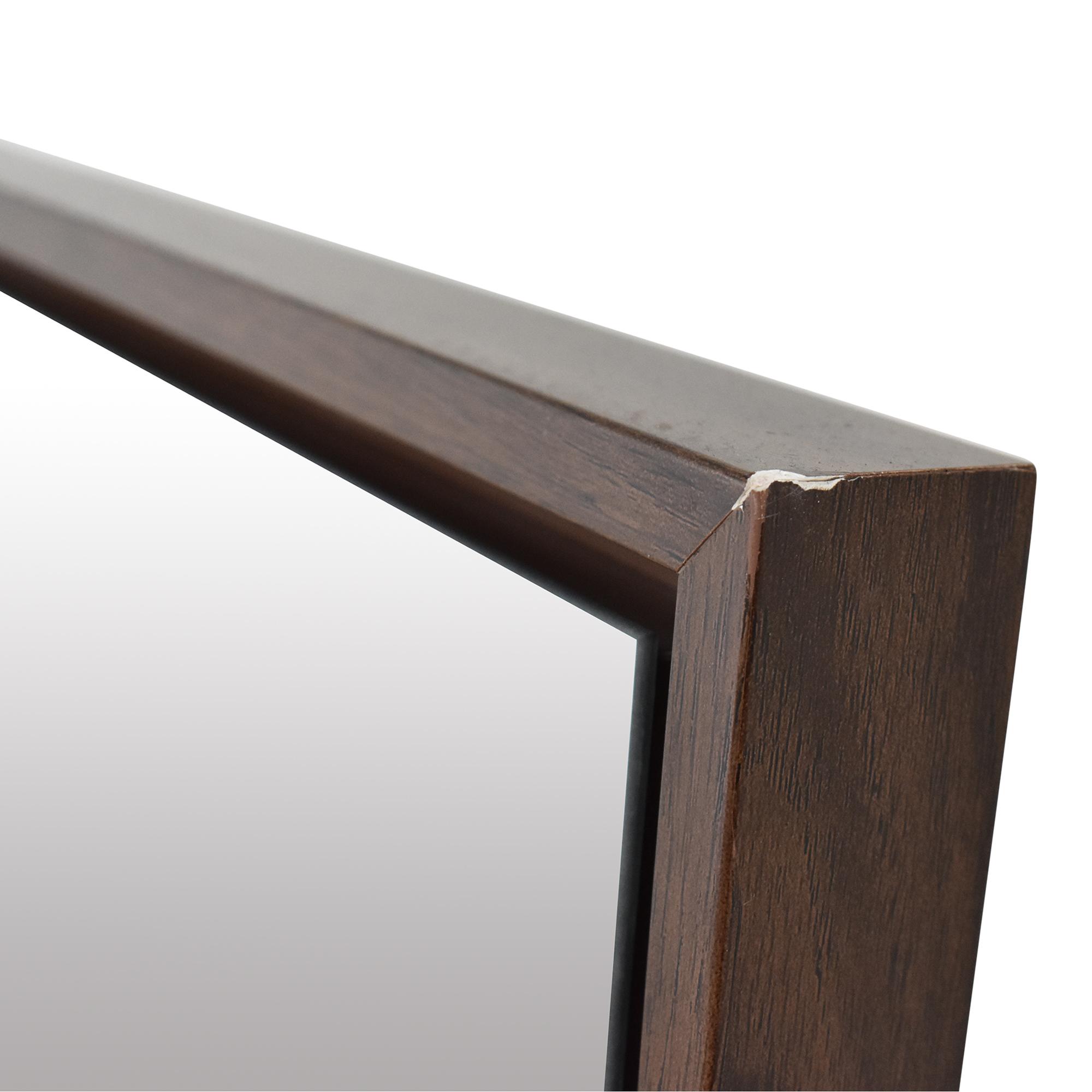 Mercury Row Mercury Row Loeffler Full Length Mirror dimensions