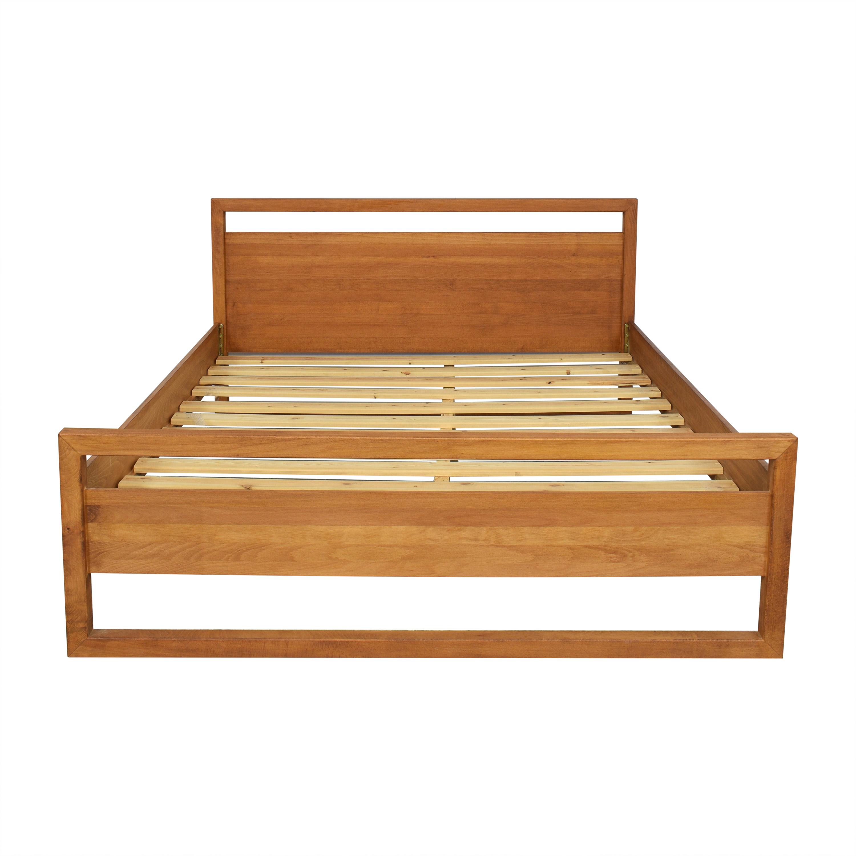 buy Modern Queen Bed  Bed Frames