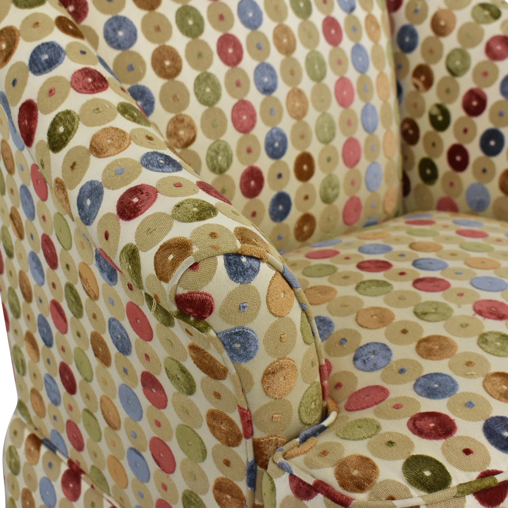 Charles Stewart Company Charles Stewart Company Swivel Chair discount