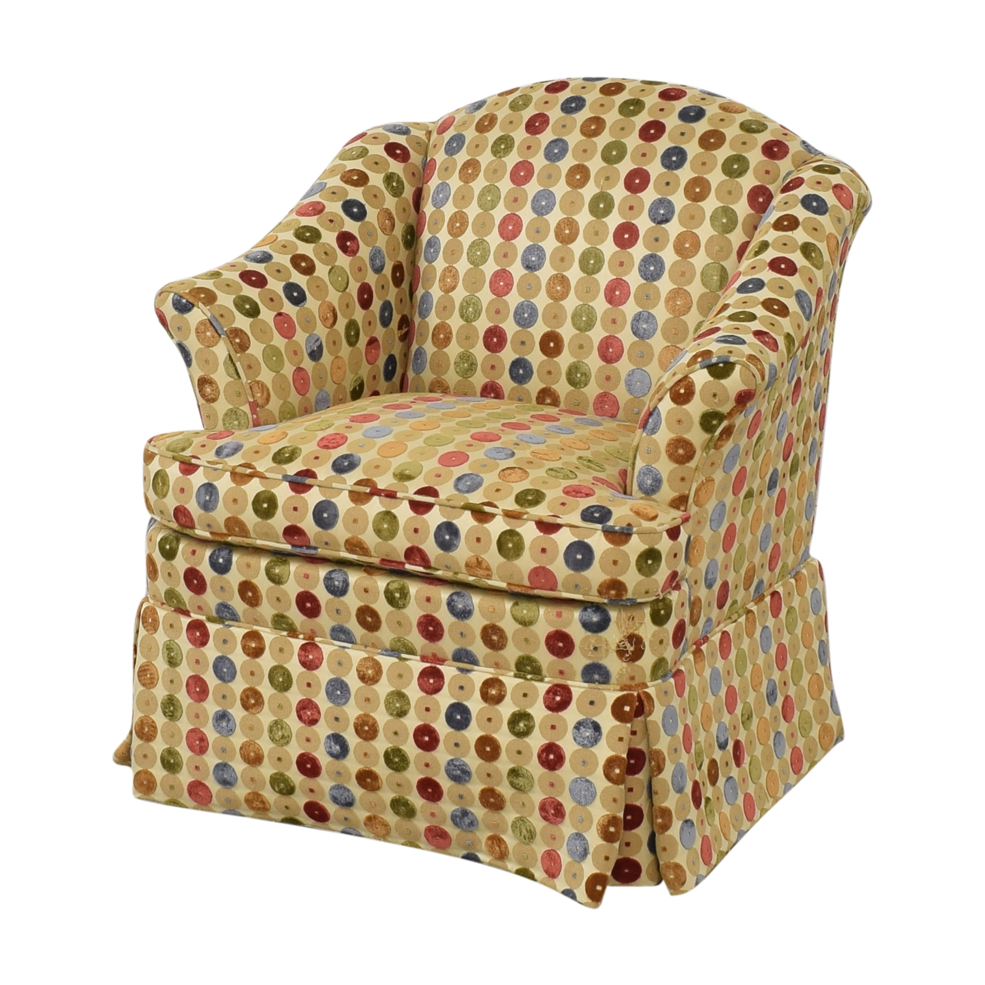 Charles Stewart Company Charles Stewart Company Swivel Chair nyc