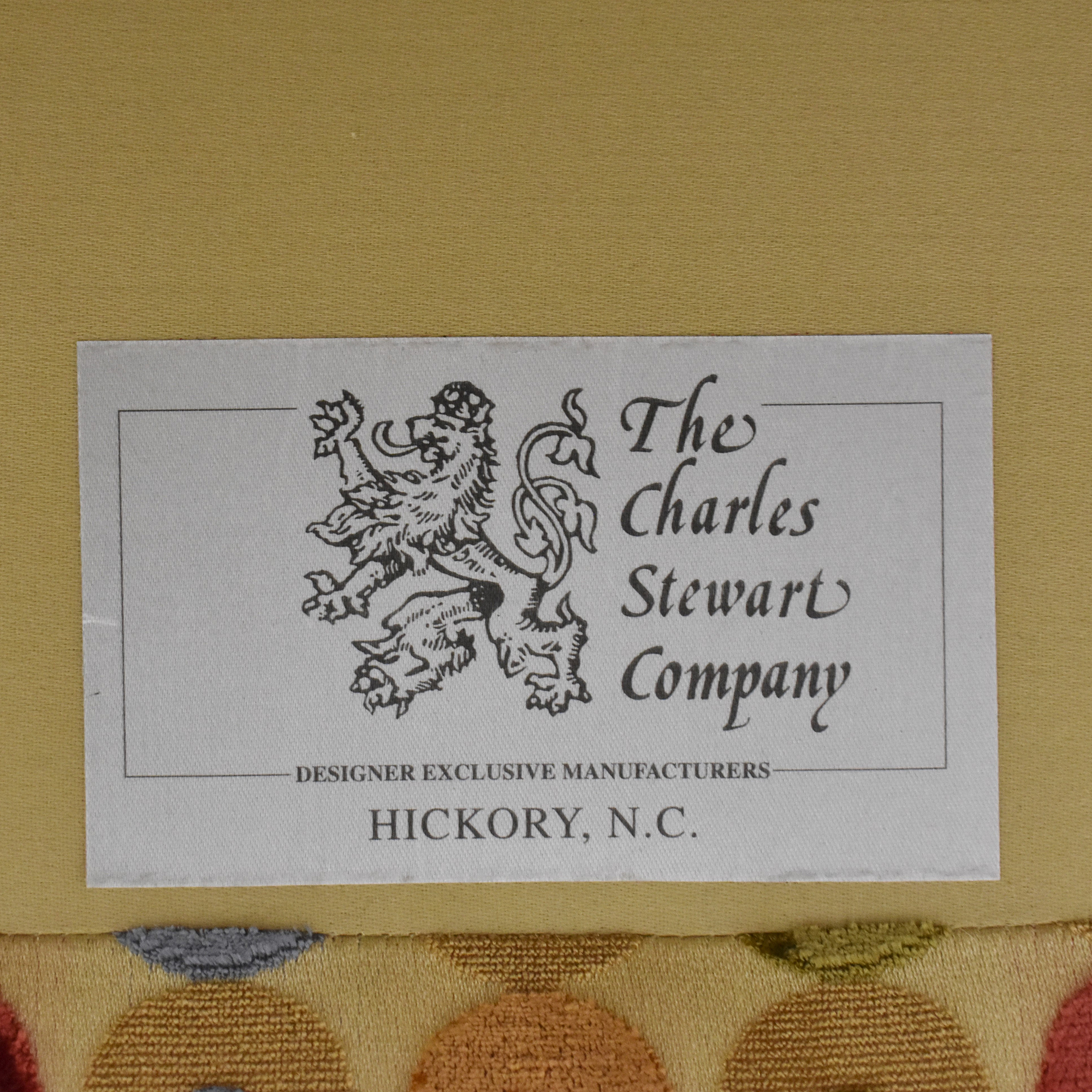 shop Charles Stewart Company Swivel Chair Charles Stewart Company