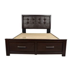 Ashley Furniture Ashley Furniture Aleydis Queen Storage Bed nyc