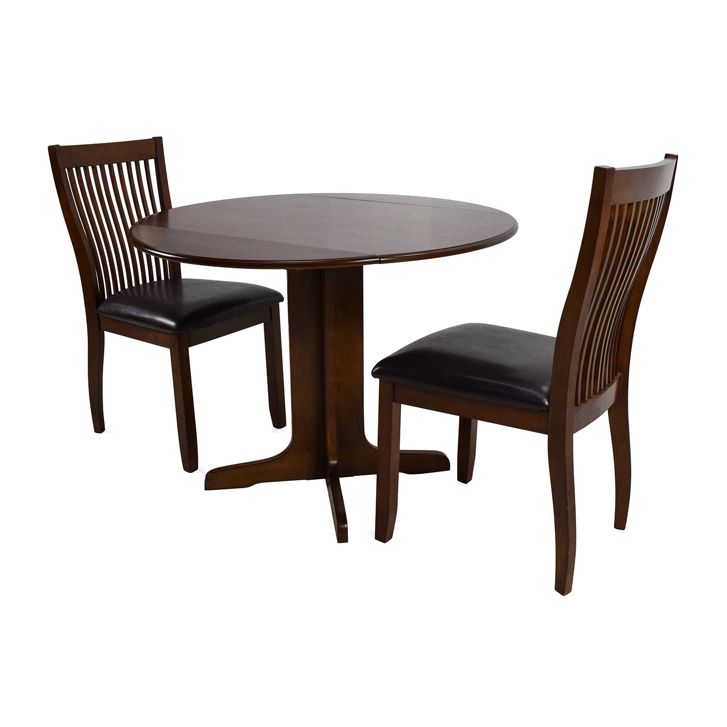 71 off ashley furniture ashley furniture compact dining for Compact dining table