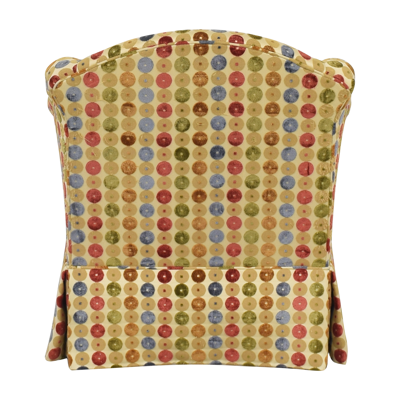Charles Stewart Company Charles Stewart Company Swivel Chair on sale