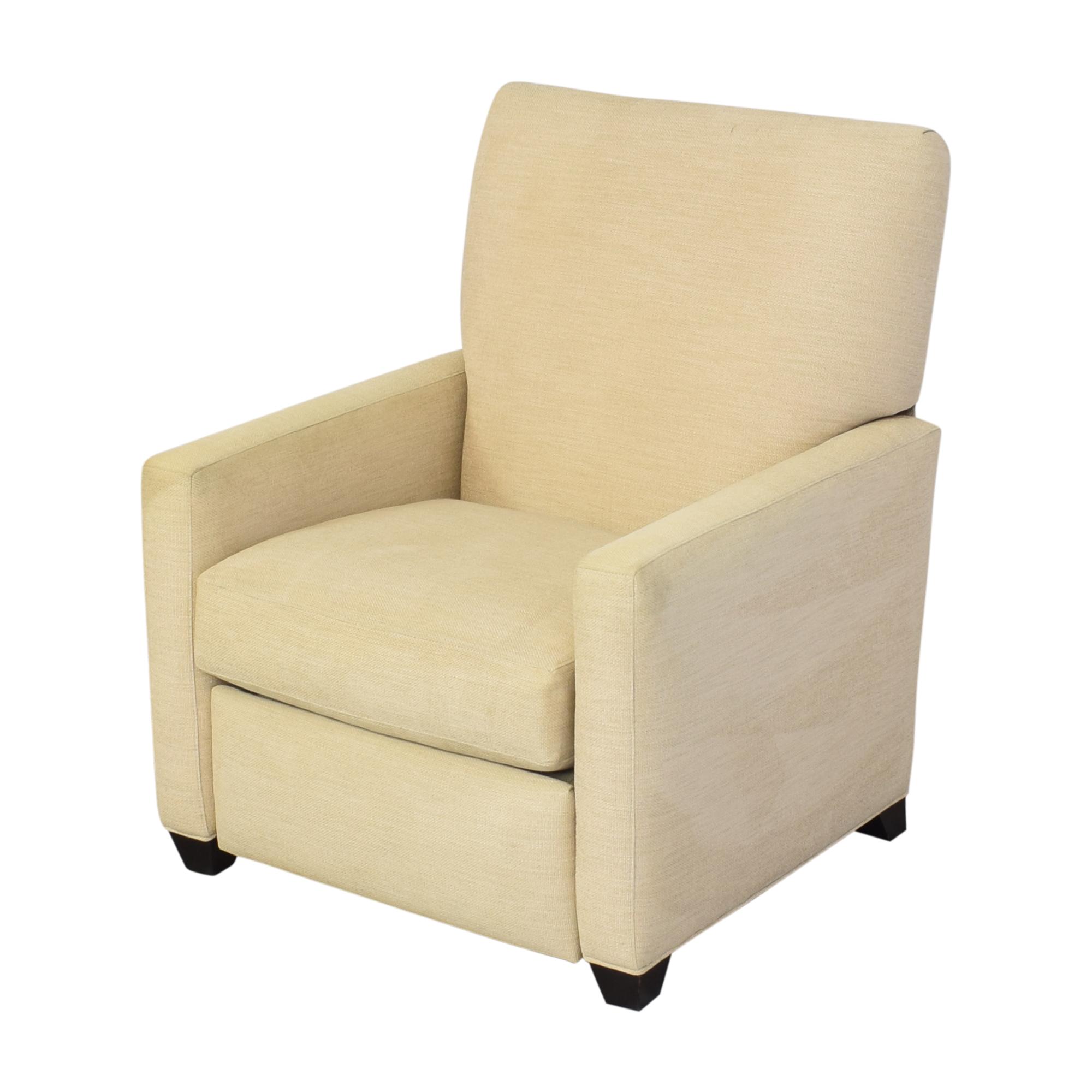 Crate & Barrel Recliner / Chairs