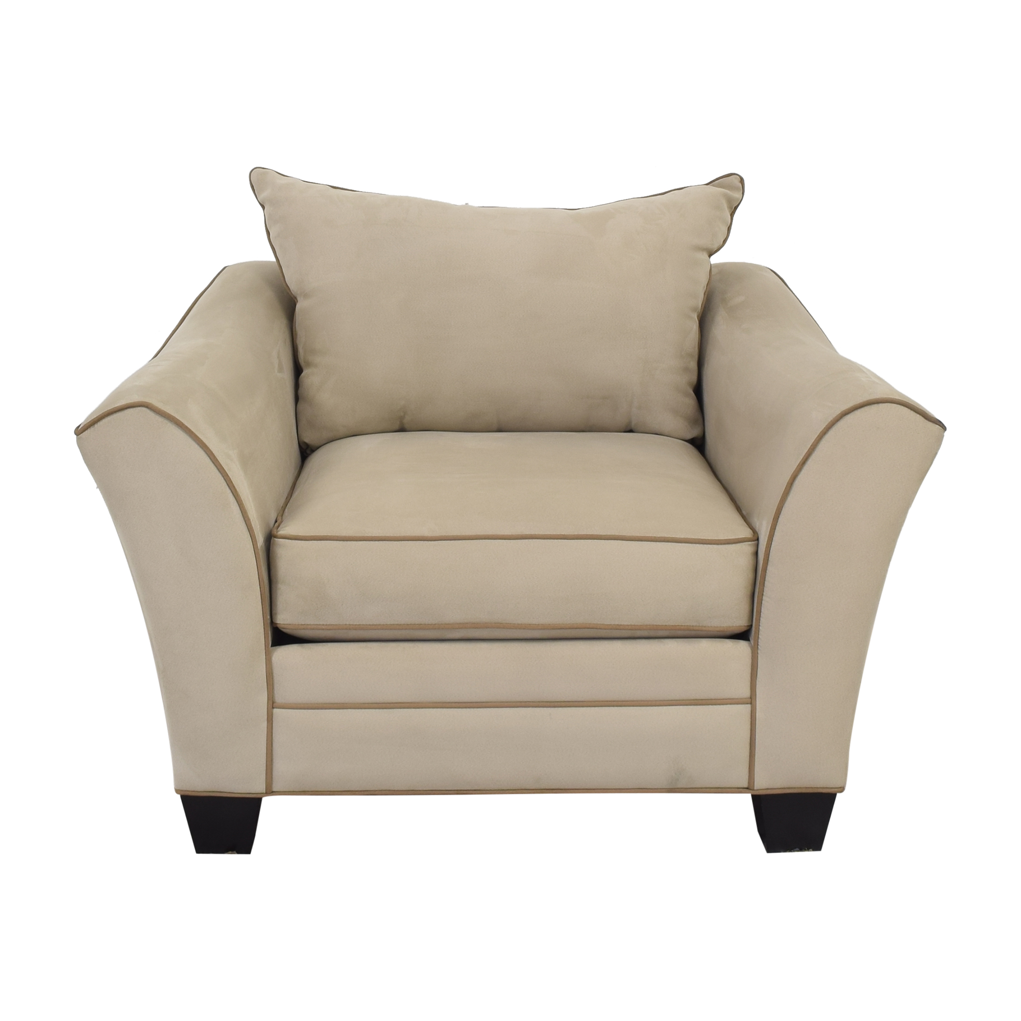 shop Raymour & Flanigan Lounge Chair Raymour & Flanigan
