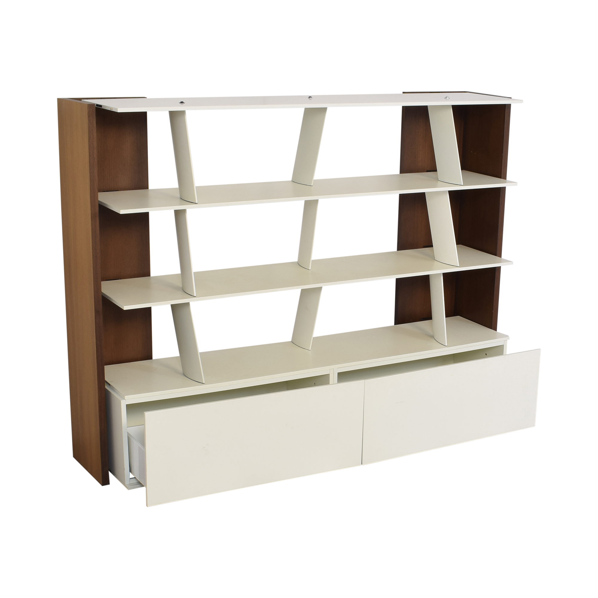 Koleksiyon Koleksiyon VIS S0 Lacquered Side Media Unit Storage