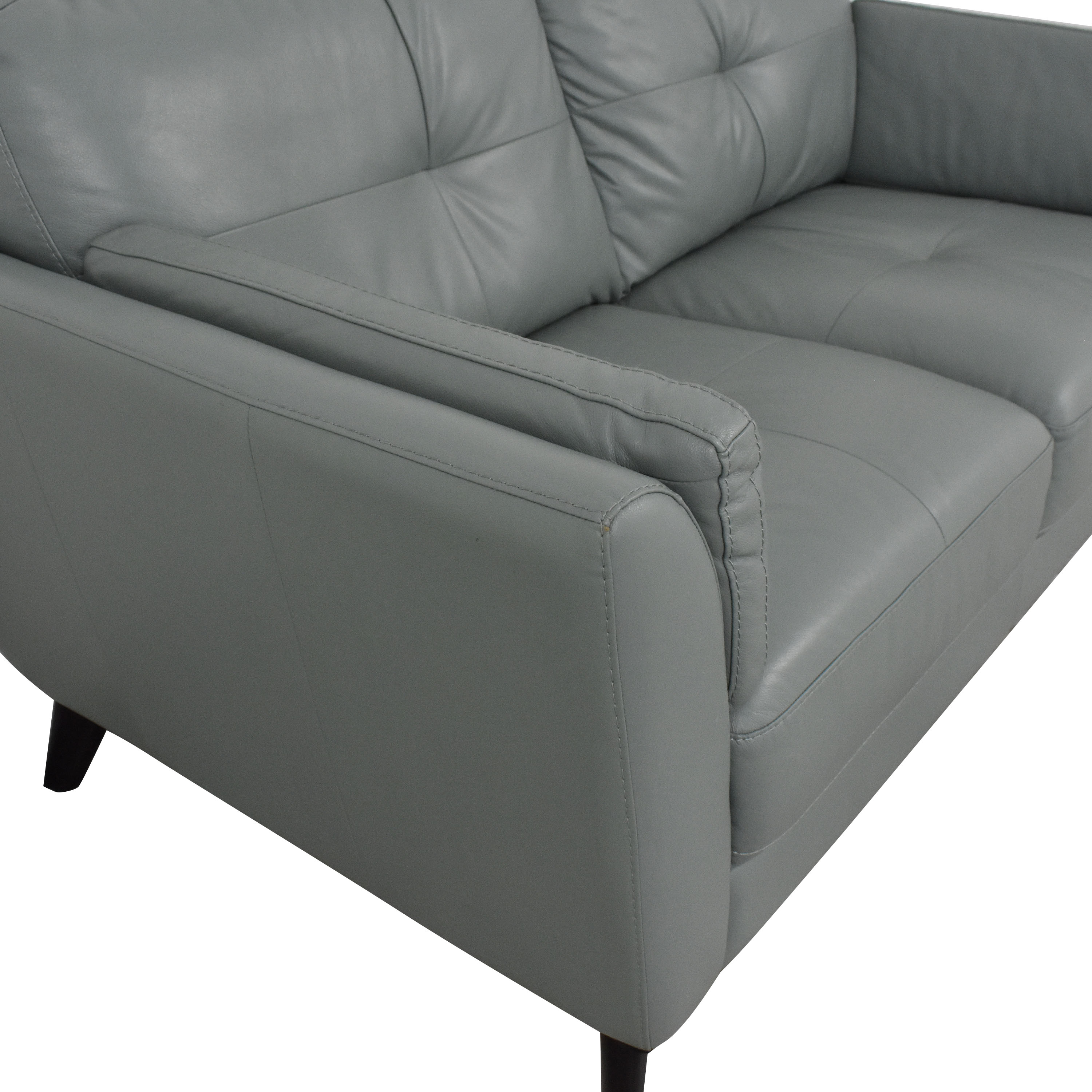 Rooms To Go Sofia Vergara Collection Gabriele Loveseat ct