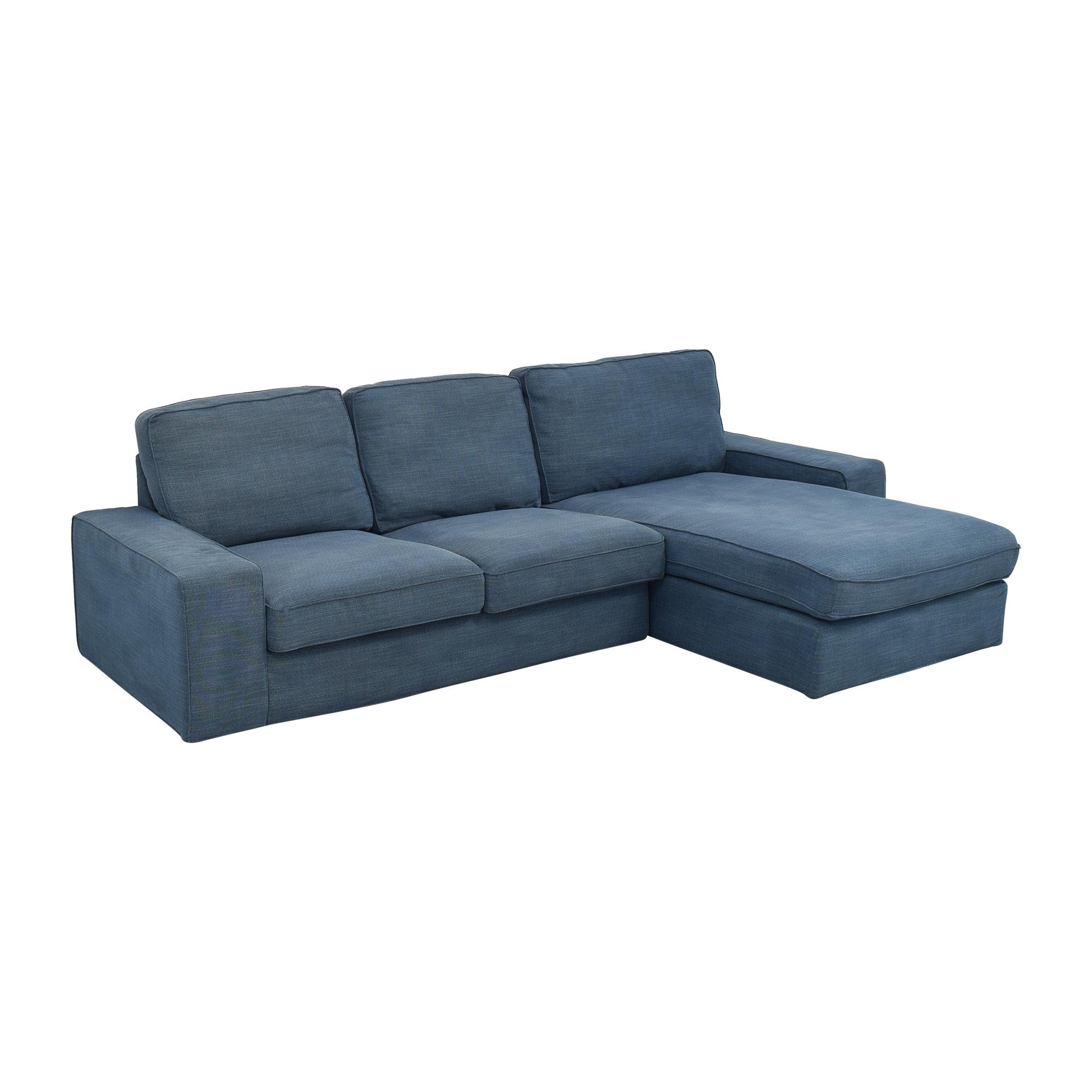 buy IKEA Kivik Sofa with Chaise IKEA