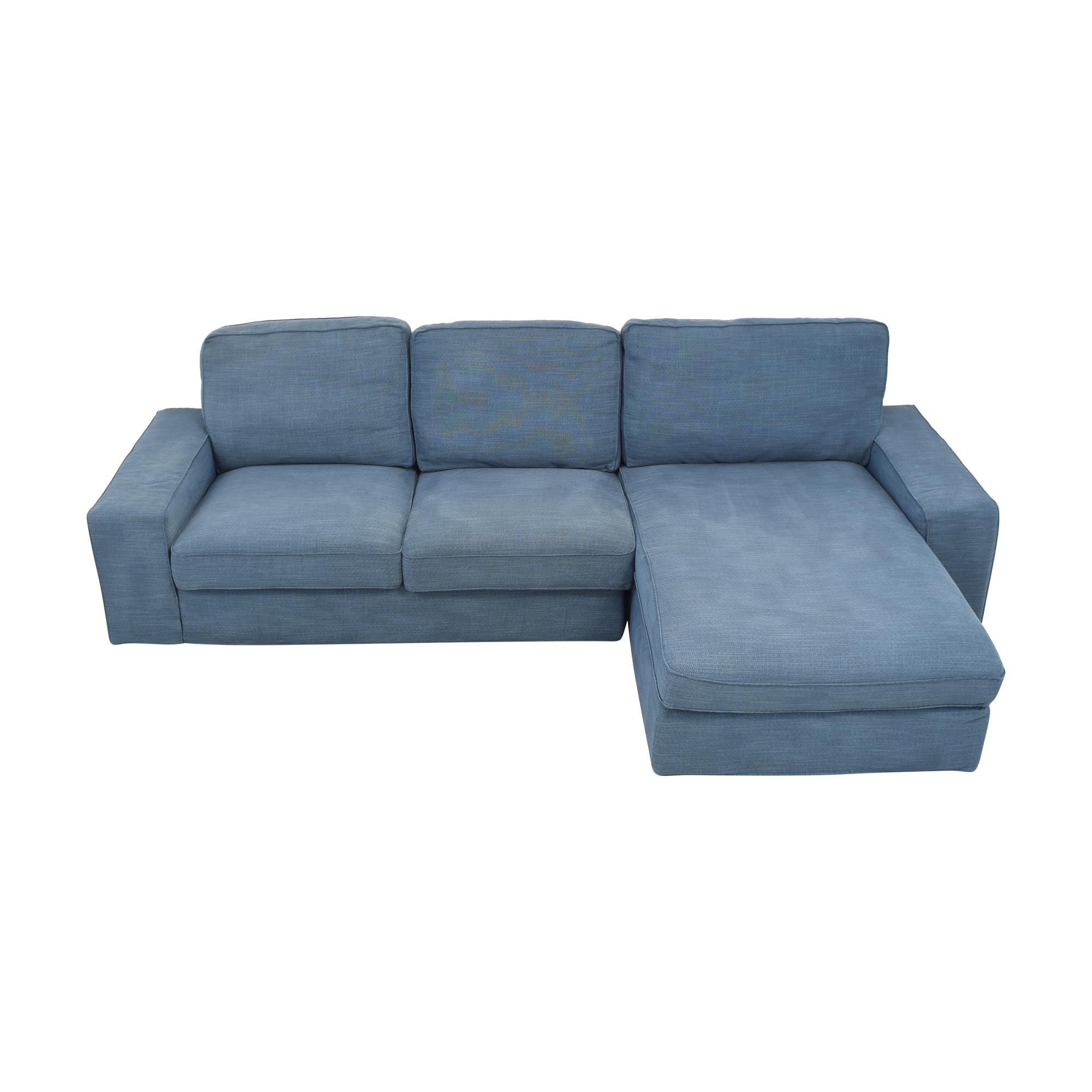IKEA Kivik Sofa with Chaise IKEA