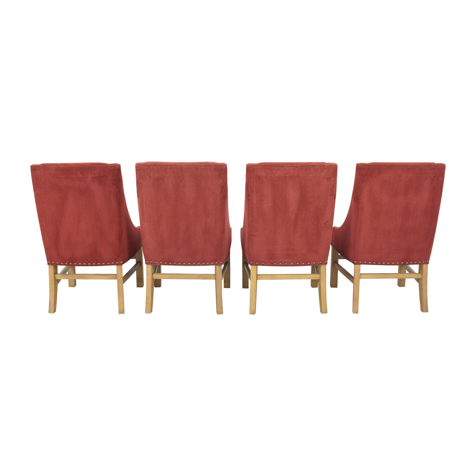 Bernhardt Bernhardt Upholstered Dining Chairs on sale