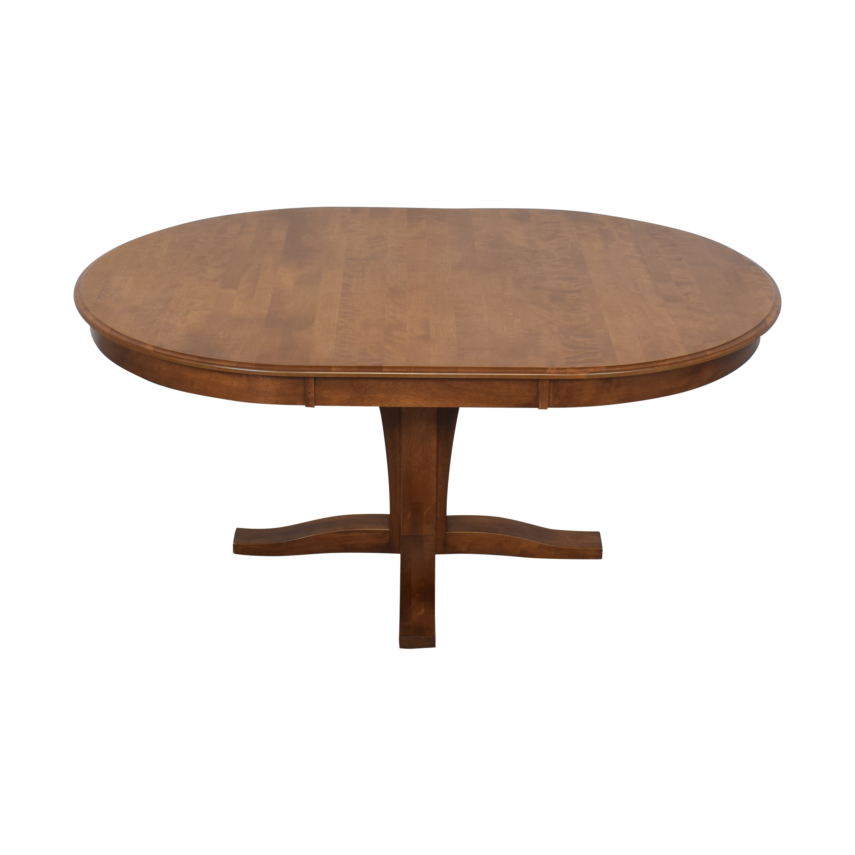 Canadel Canadel Pedestal Dining Table nj