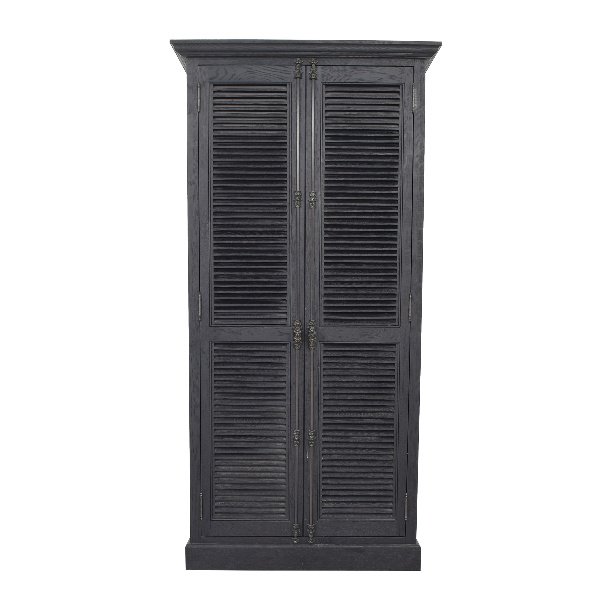 Restoration Hardware Armoire sale
