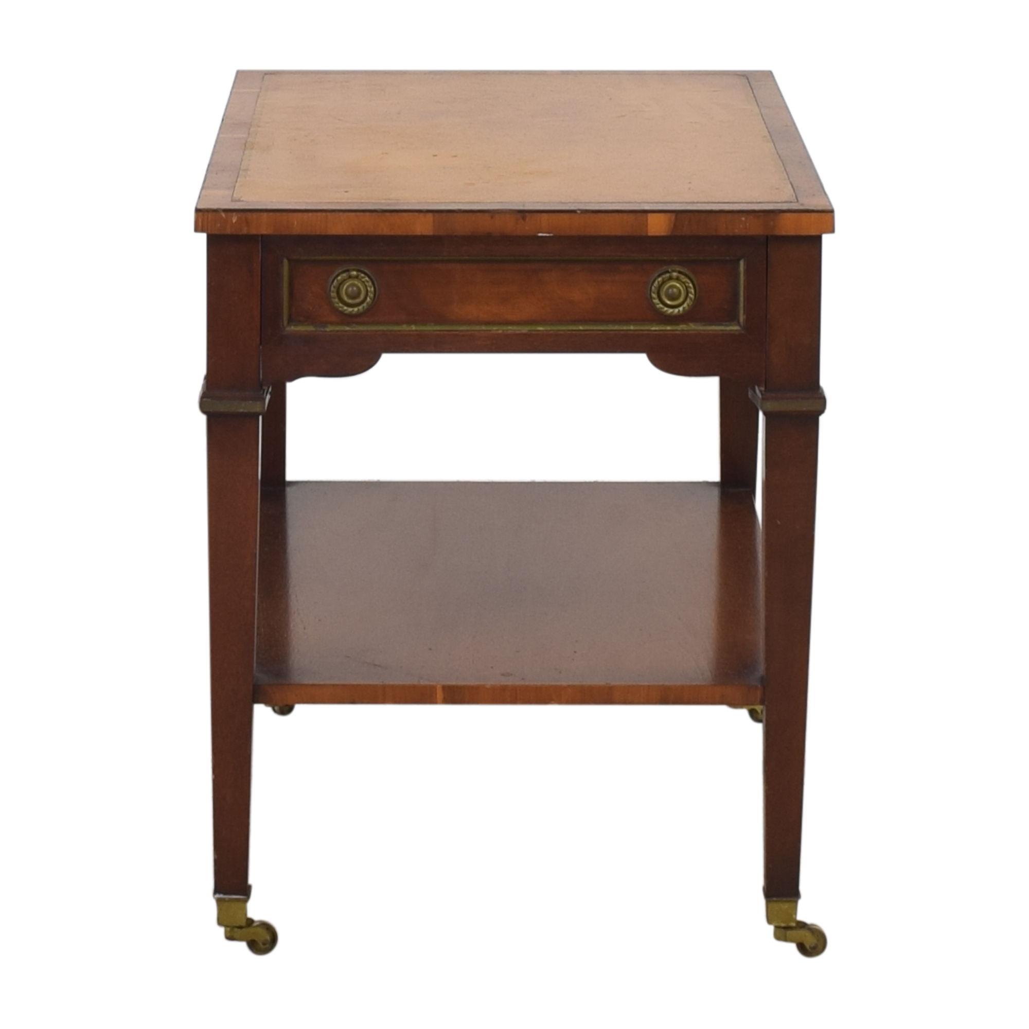 Henredon Furniture Henredon Vintage End Table Tables