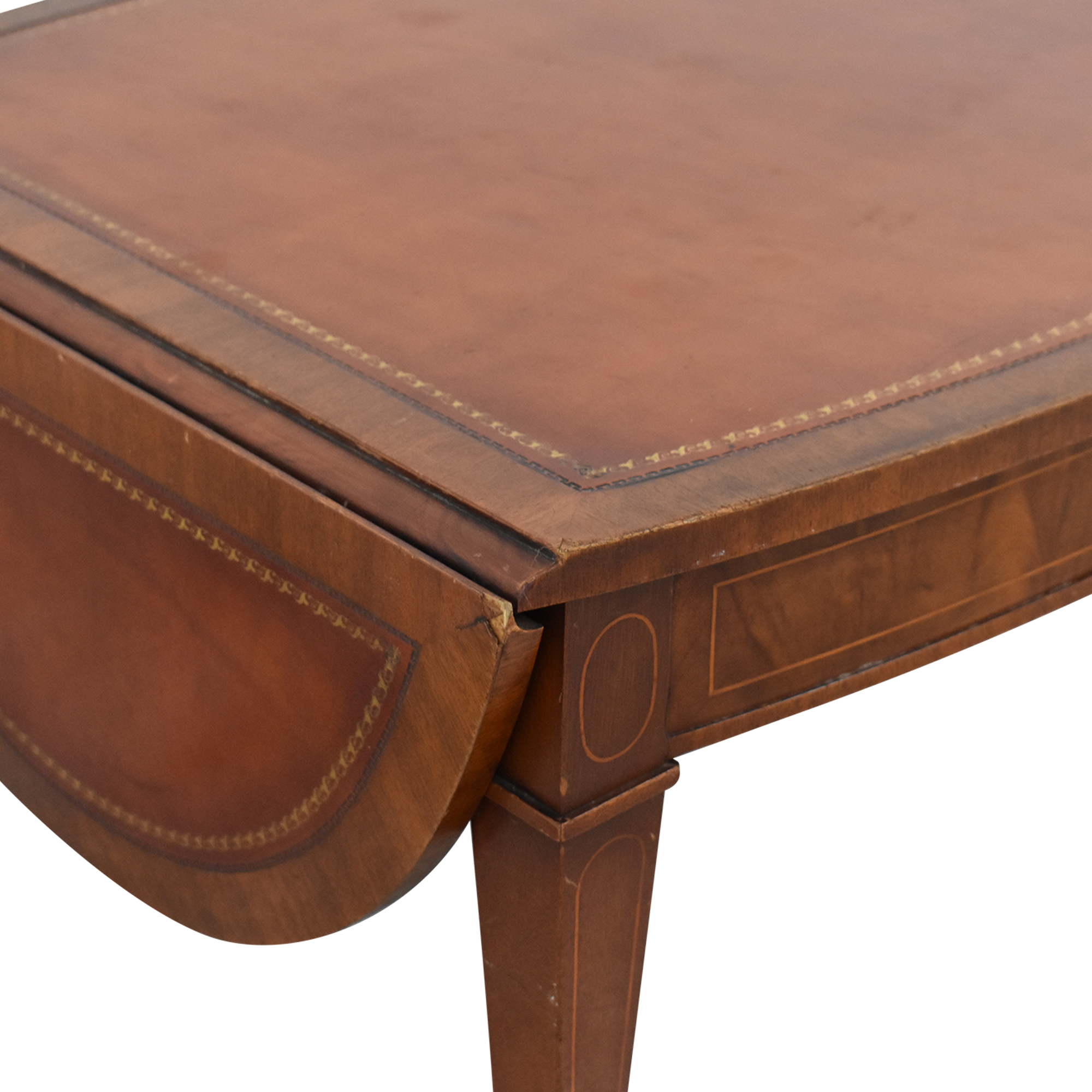 Henredon Side Extension Coffee Table / Coffee Tables