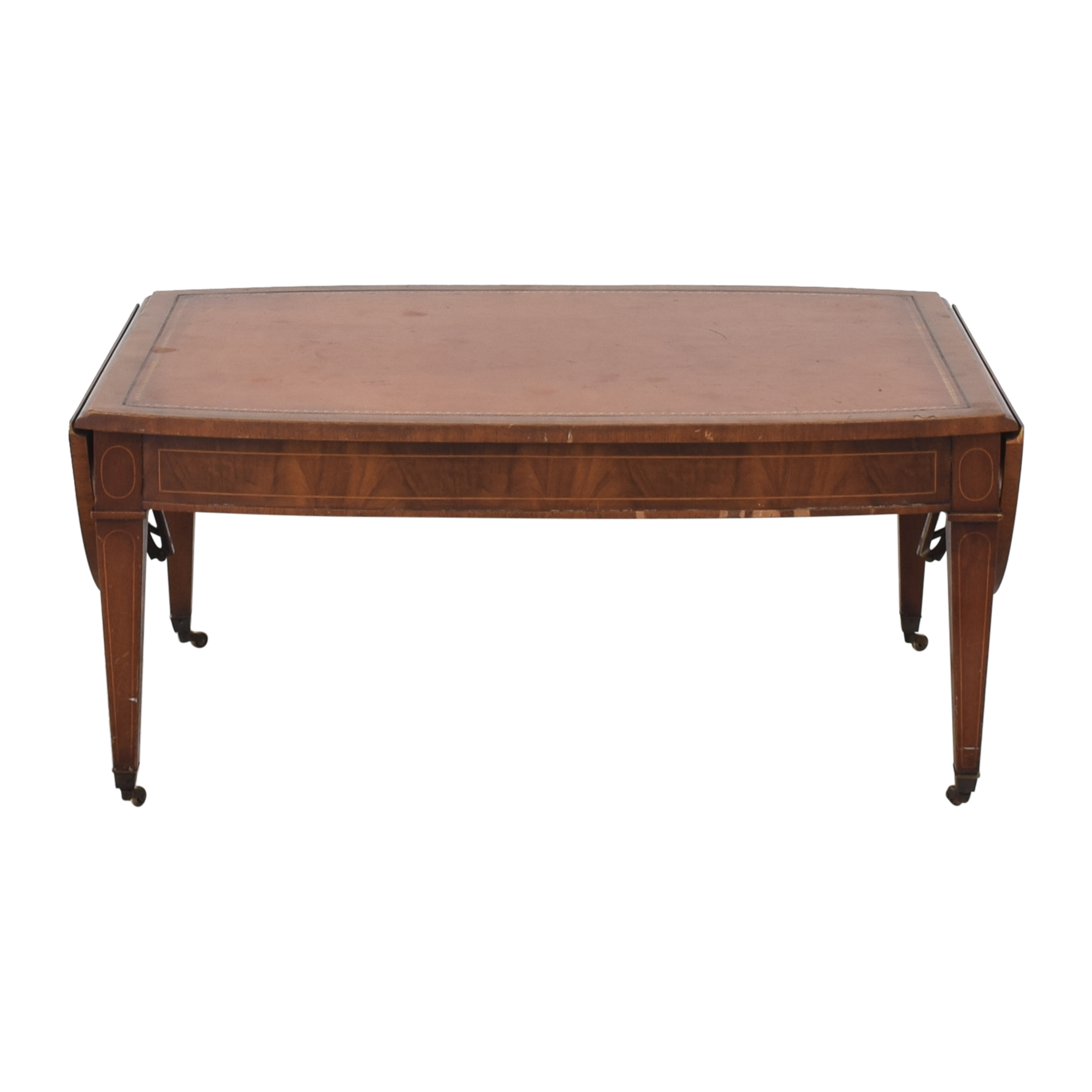 shop Henredon Side Extension Coffee Table Henredon Furniture Tables