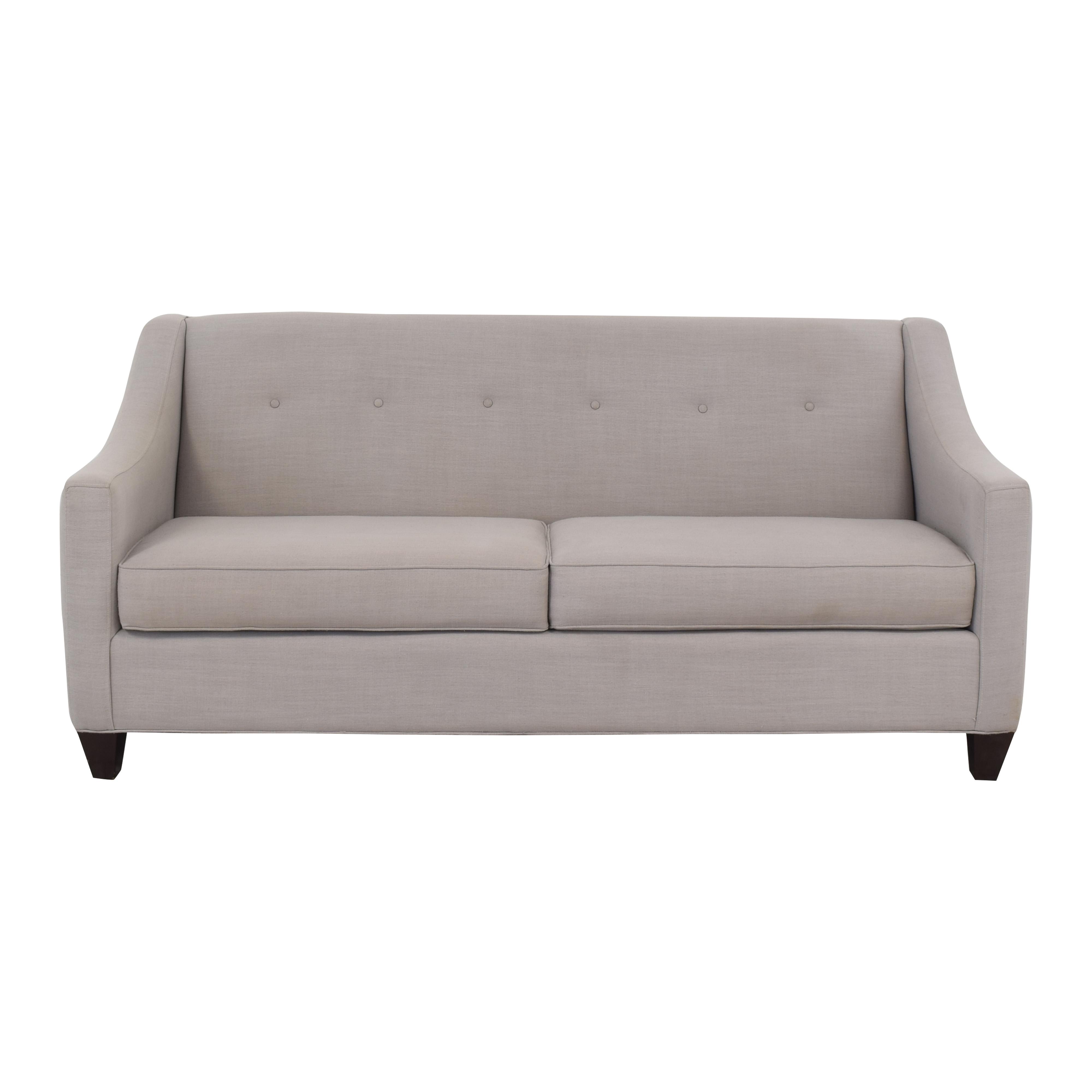 Craftmaster Furniture Craftmaster Grey Sofa nj