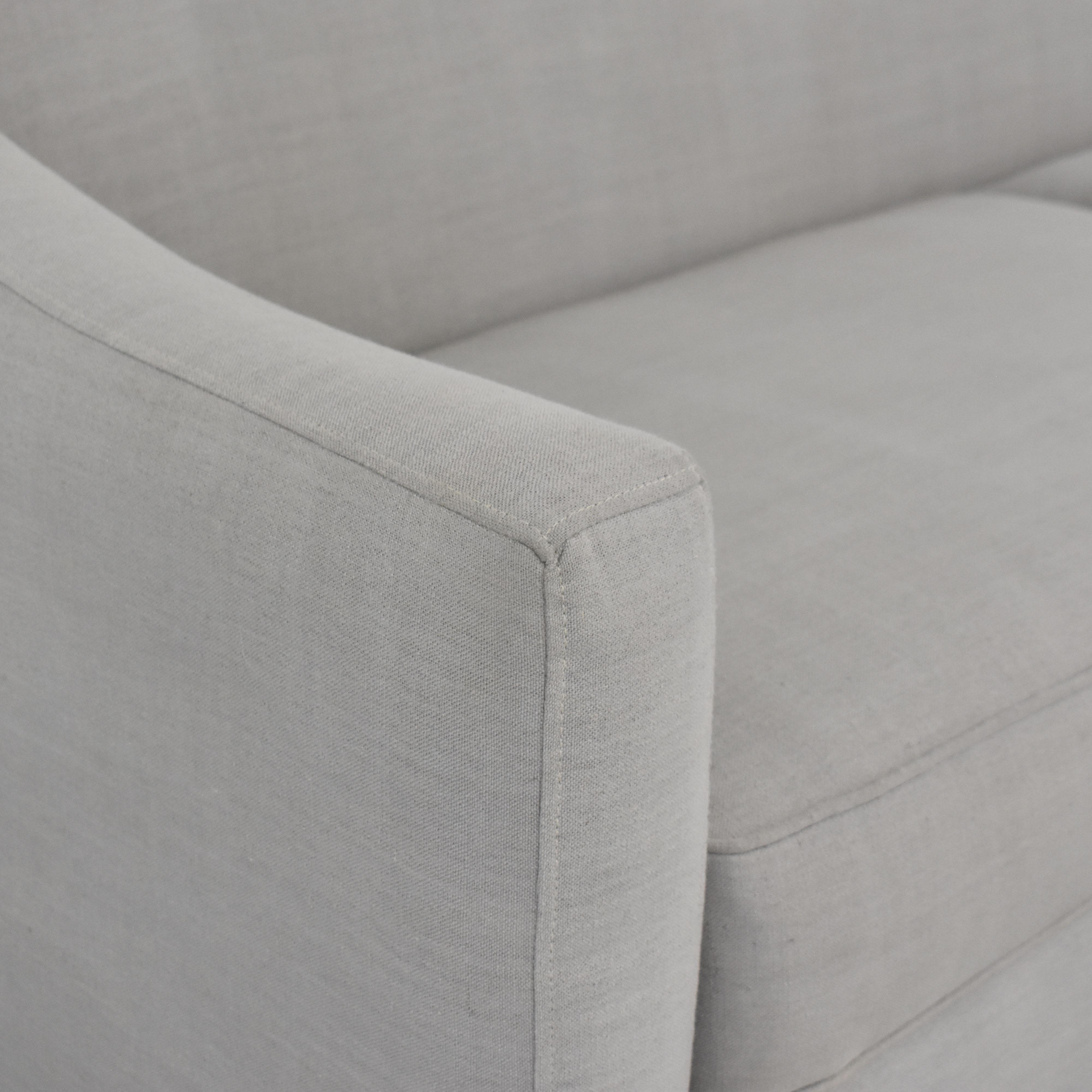 Craftmaster Furniture Craftmaster Grey Sofa