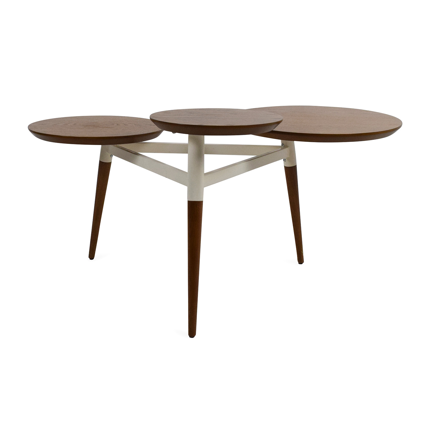 West Elm West Elm Clover Coffee Table Tables
