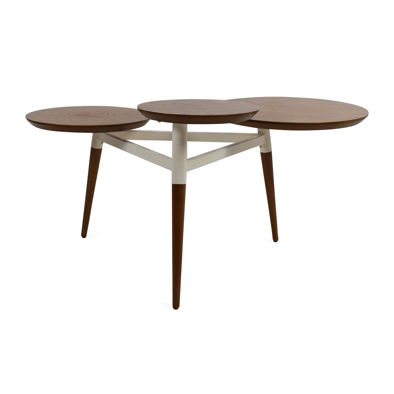 West Elm West Elm Clover Coffee Table / Tables
