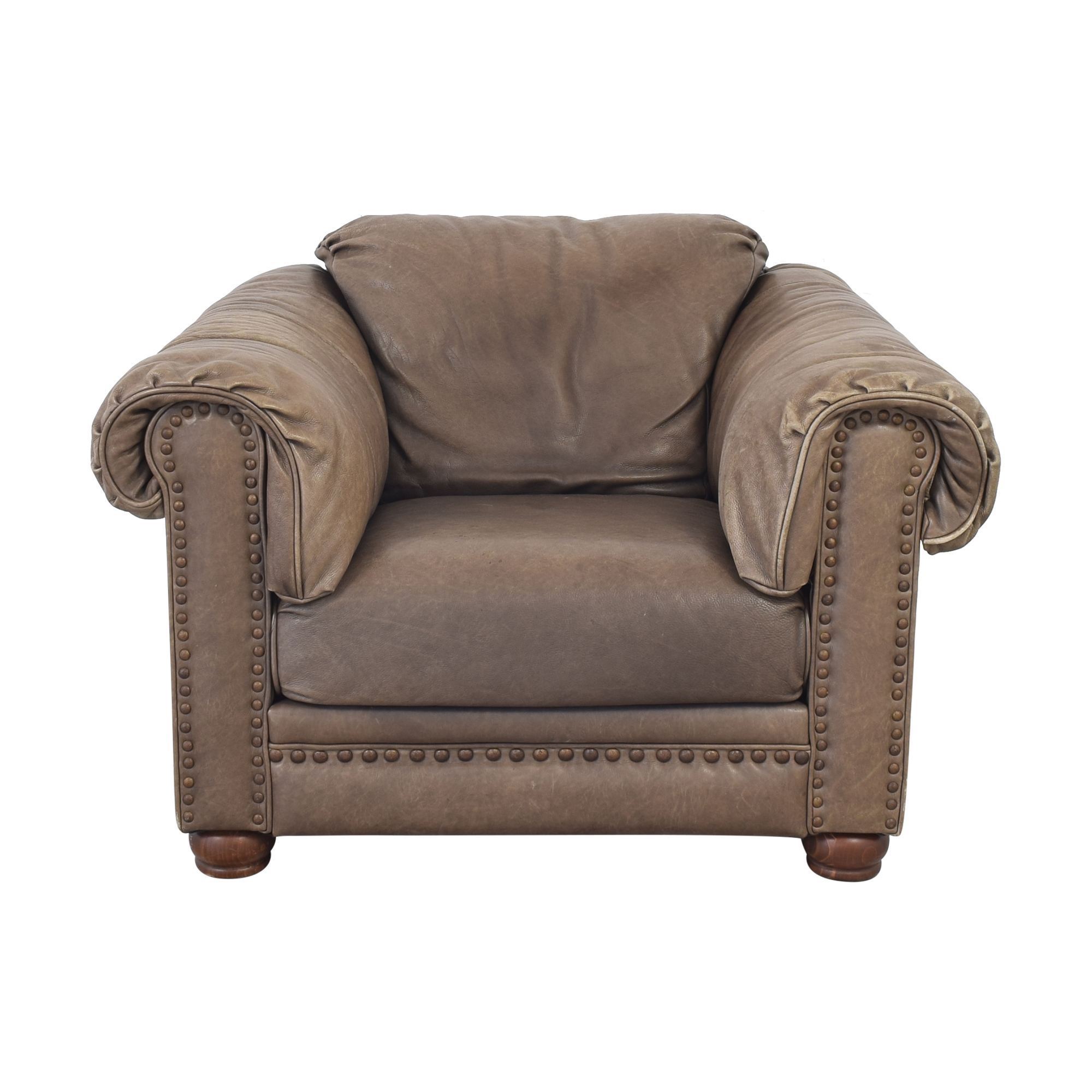 Lane Furniture Lane Leather Arm Chair price