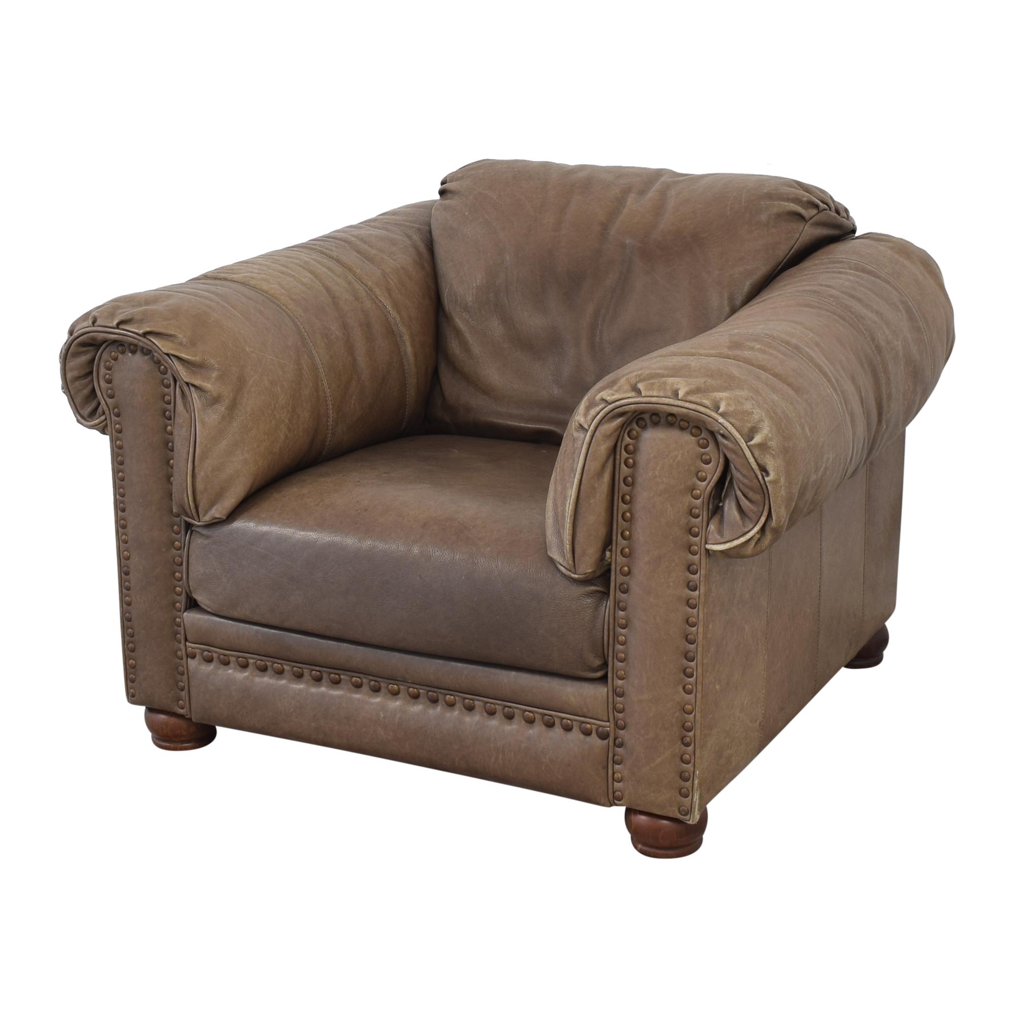 Lane Furniture Lane Leather Arm Chair Chairs