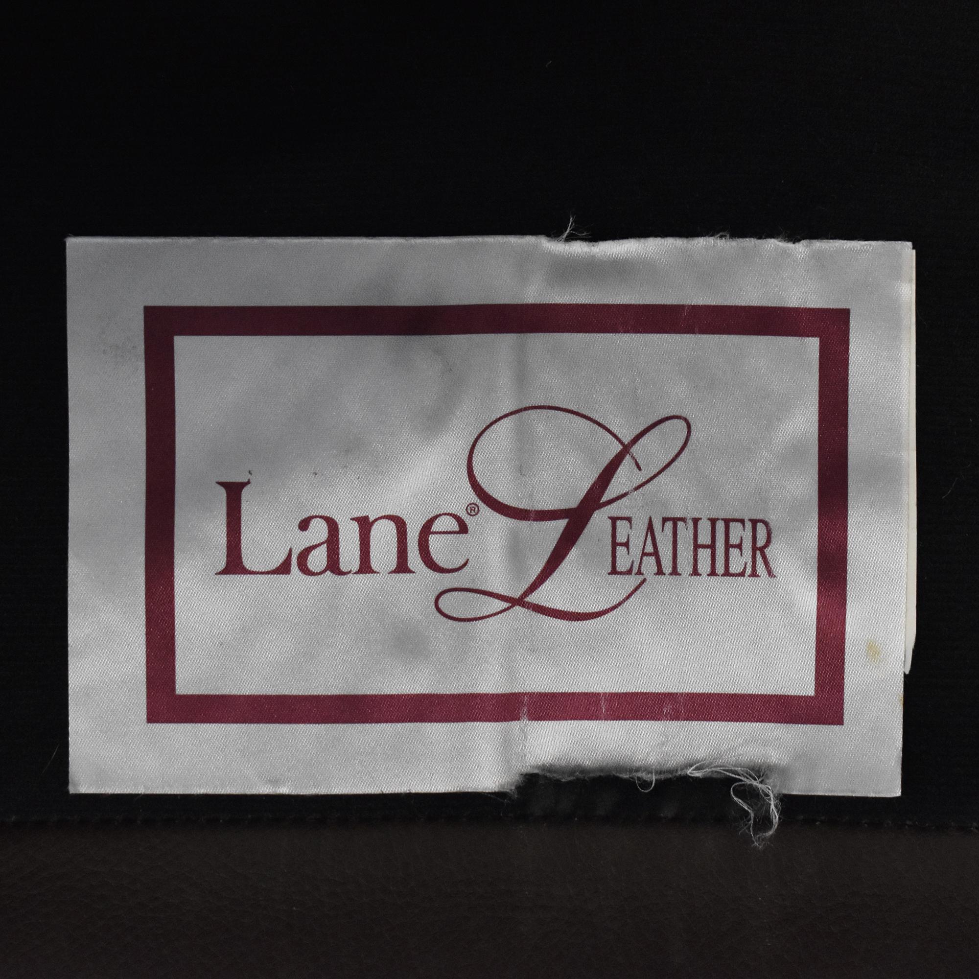 shop Lane Leather Arm Chair Lane Furniture