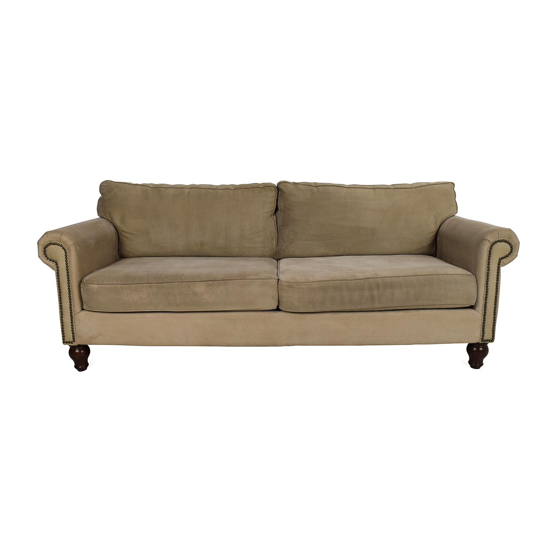shop Pier 1 Imports Pier 1 Alton Rolled Arm Sofa online