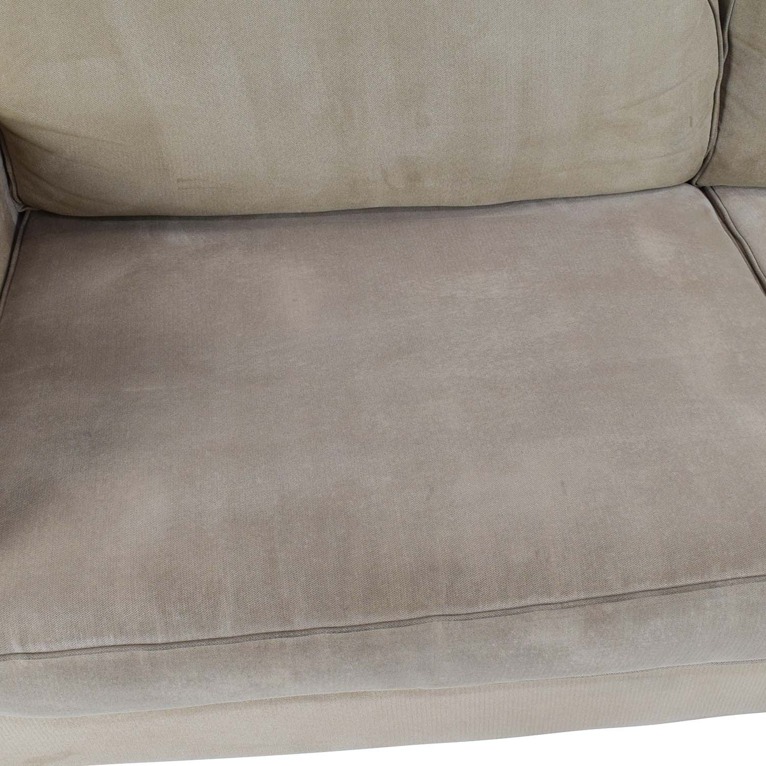 ... Shop Pier 1 Alton Rolled Arm Sofa Pier 1 Imports ...