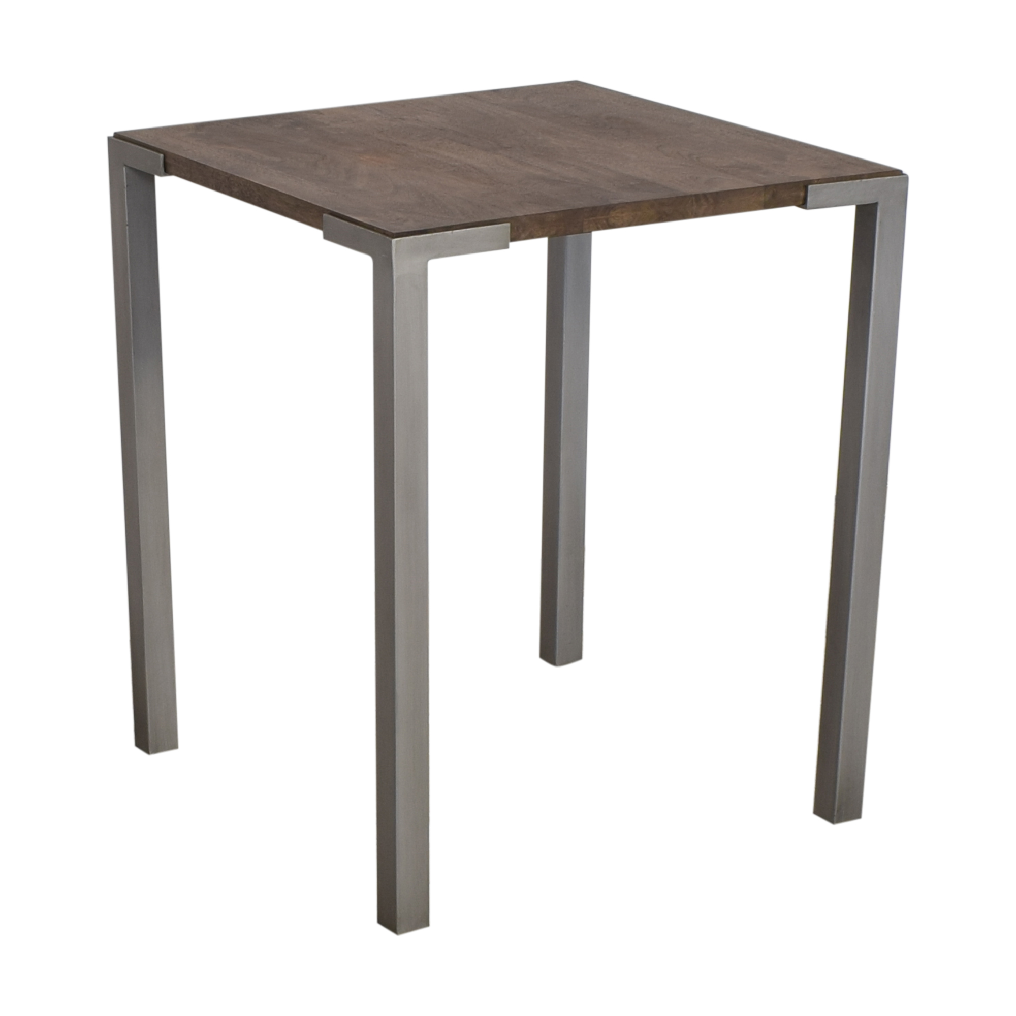 buy CB2 Stilt Dining Table CB2 Dinner Tables