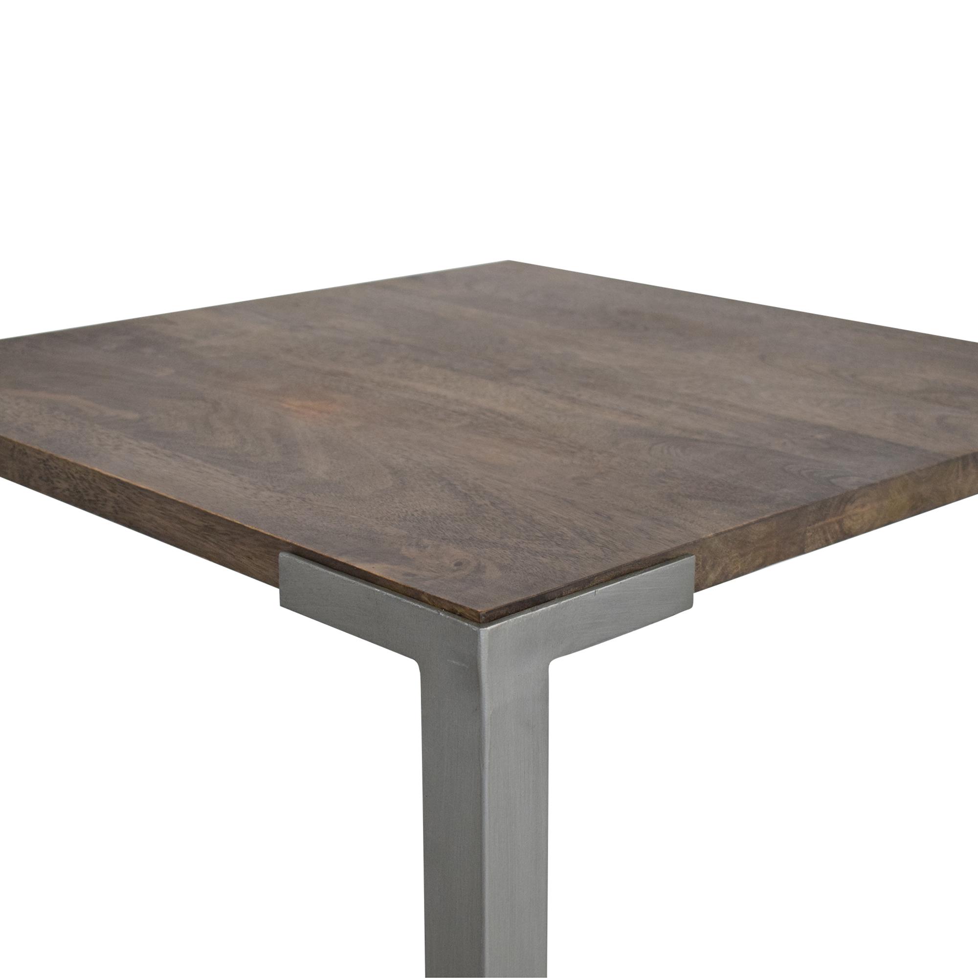 CB2 Stilt Dining Table CB2