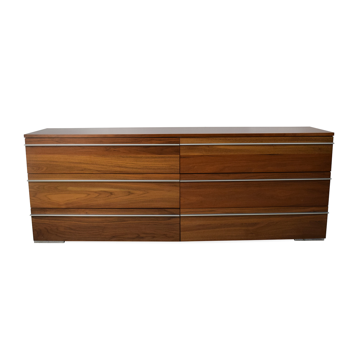 shop BoConcept 6-Drawer Double Dresser BoConcept Dressers