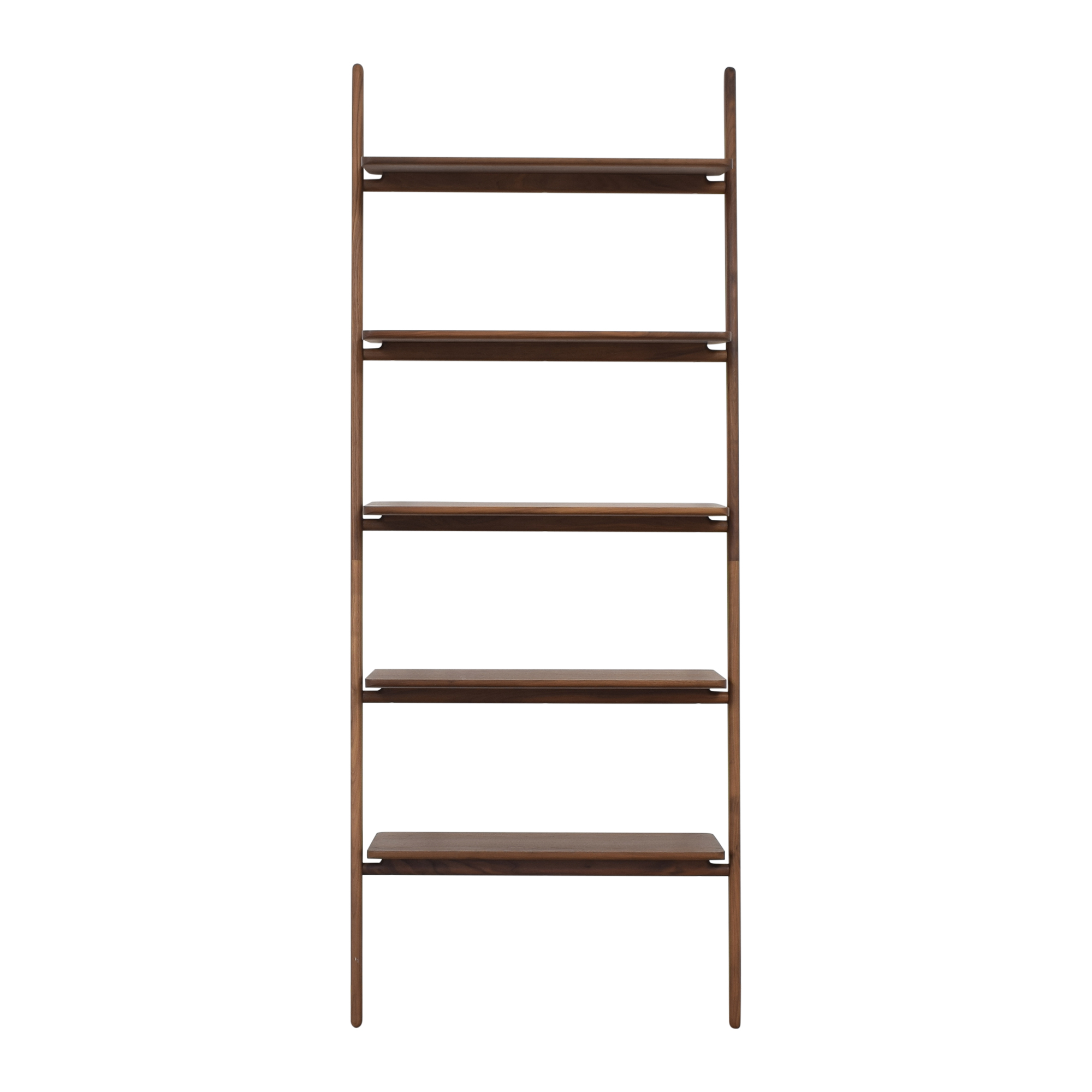 shop Design Within Reach Folk Ladder Shelving Design Within Reach Bookcases & Shelving