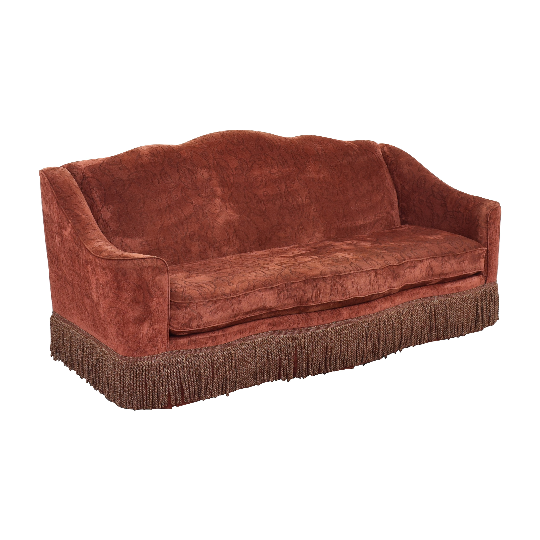 Schnadig Schnadig Bench Cushion Sofa ma