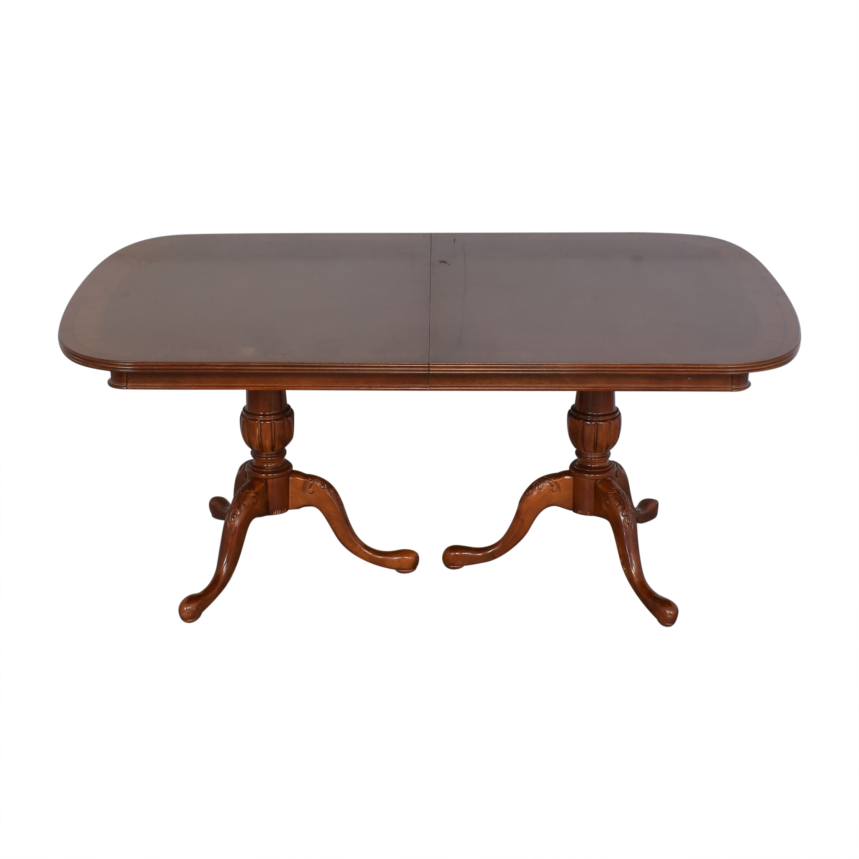 Universal Furniture Double Pedestal Dining Table / Tables