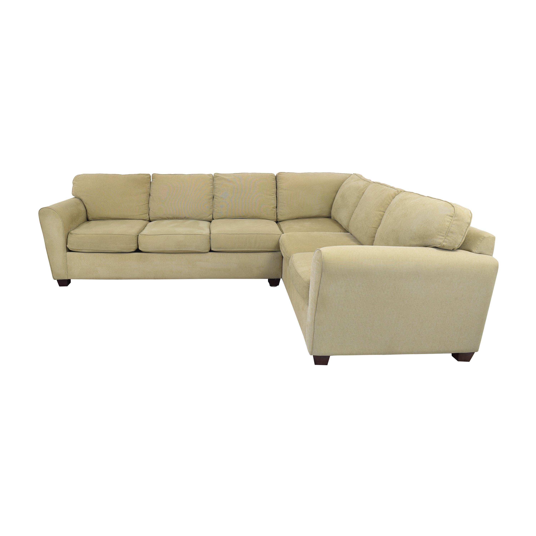 buy Bauhaus L-Shaped Sectional Sofa Bauhaus Furniture