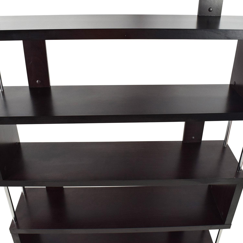 shop Tall Zigzag Shelf Unit
