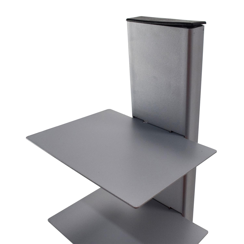 Cb2 Array Silver Bookcase Pair Coupon