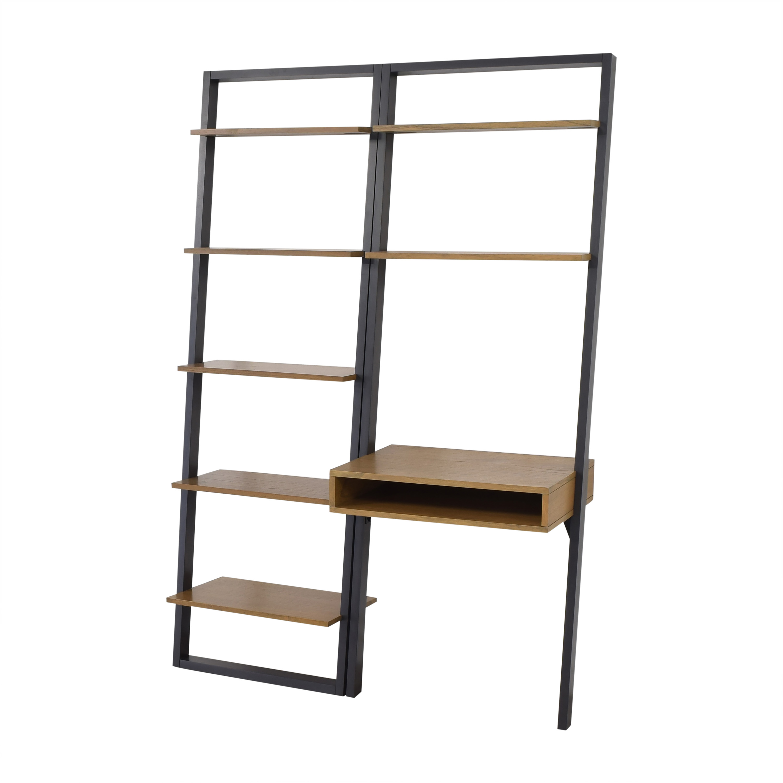 17 Off West Elm West Elm Ladder Desk And Shelf Storage