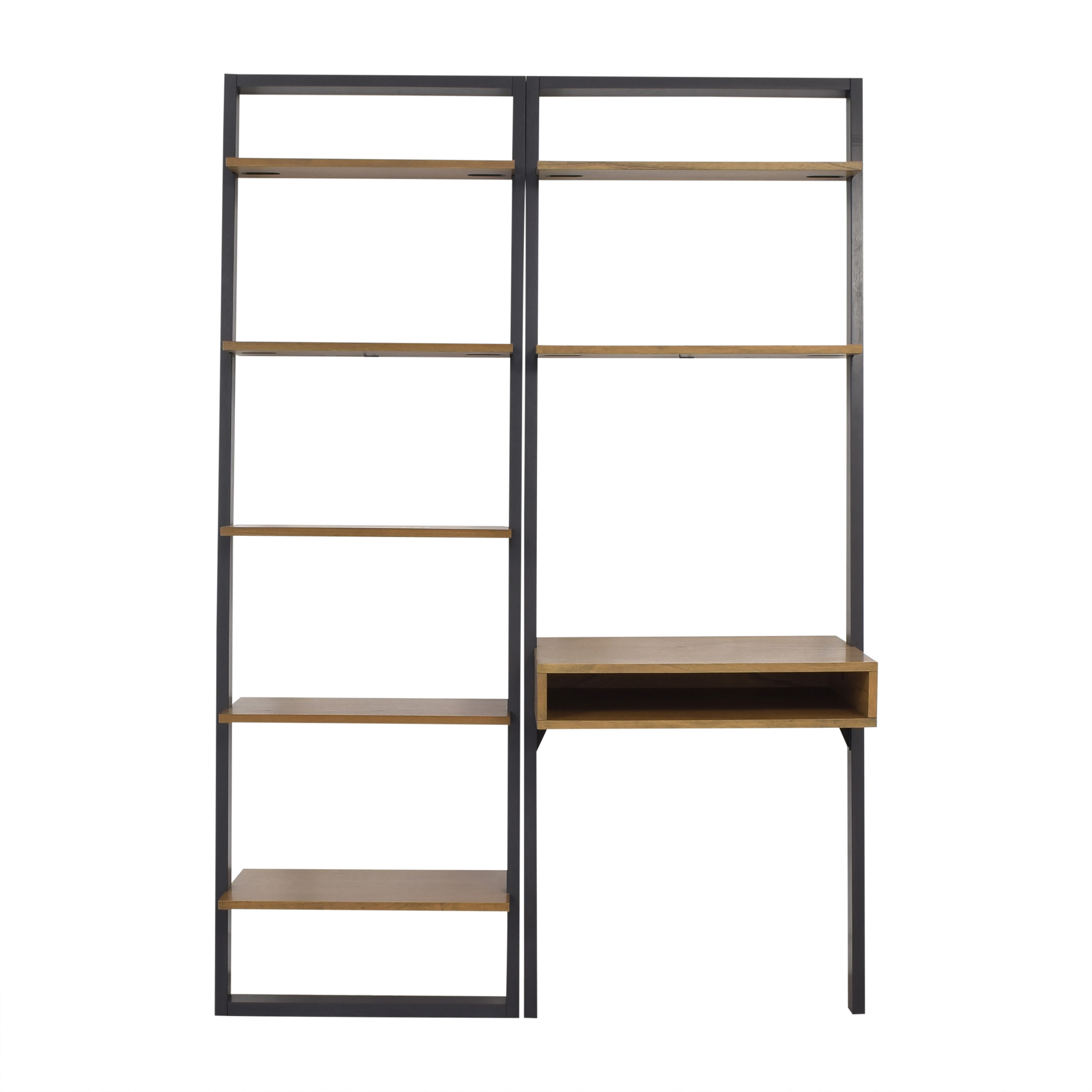 West Elm West Elm Ladder Desk and Shelf pa