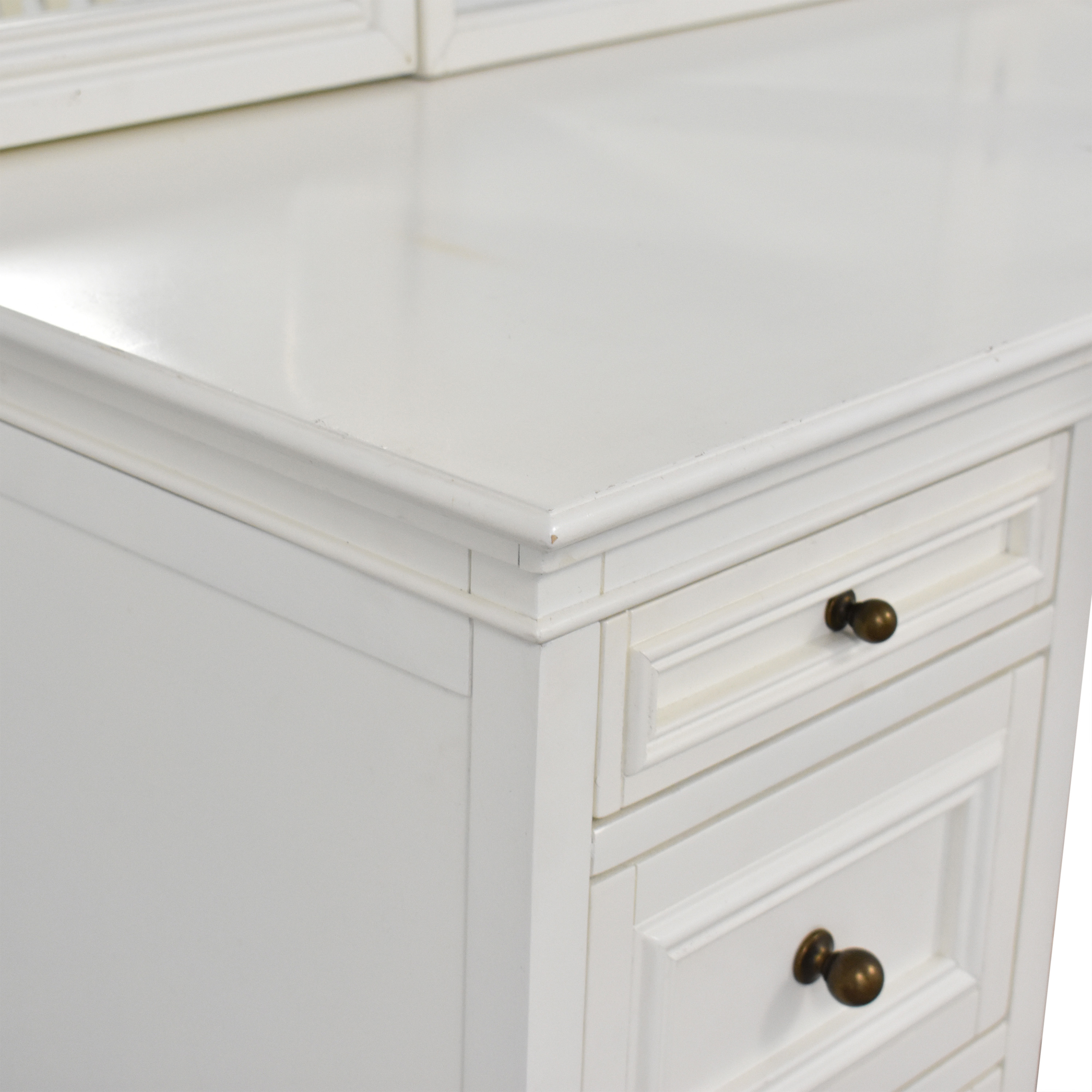 Pottery Barn Pottery Barn Chelsea Vanity Desk with Chair dimensions