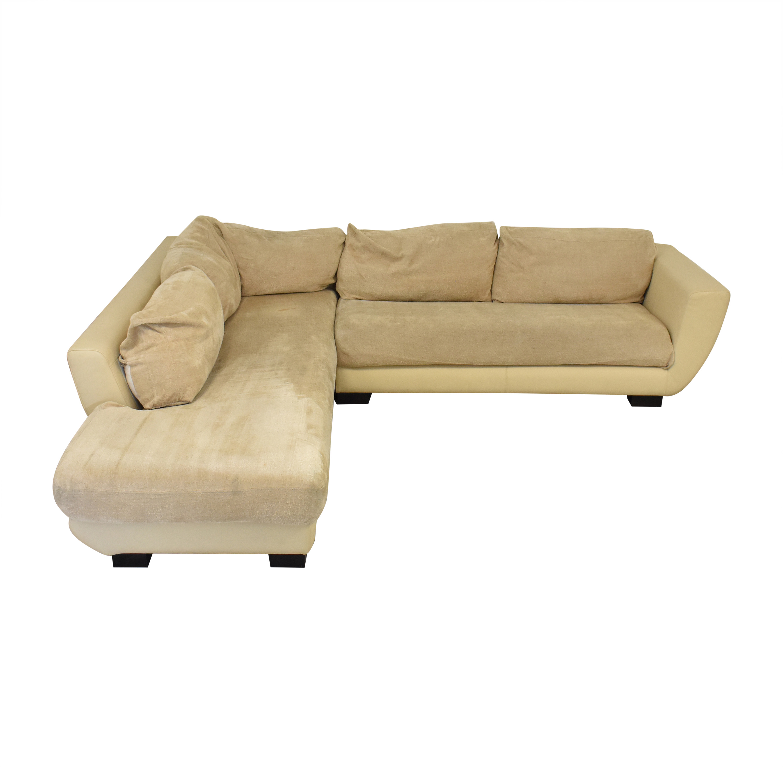 Maurice Villency Maurice Villency Sectional Sofa