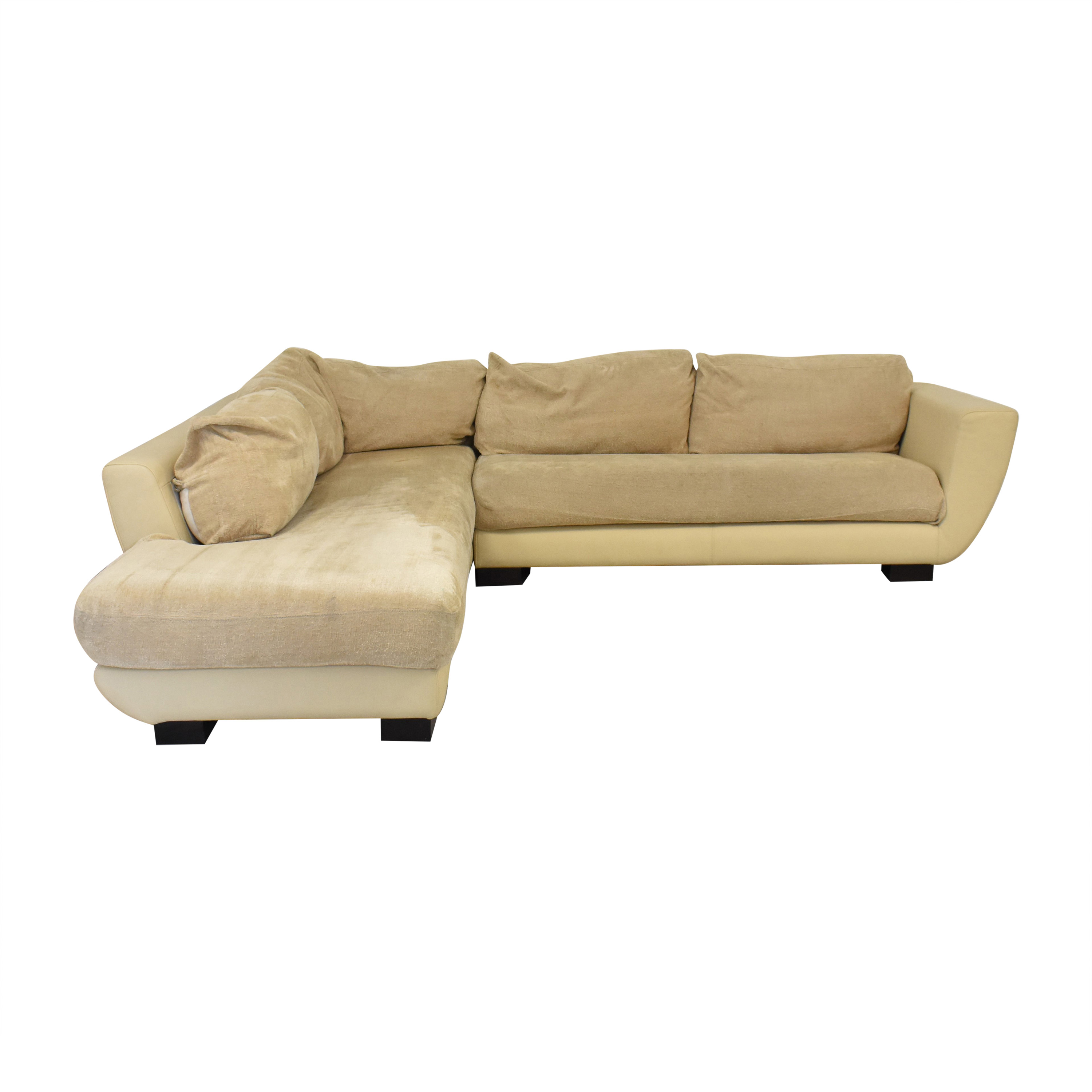 Maurice Villency Maurice Villency Sectional Sofa nyc