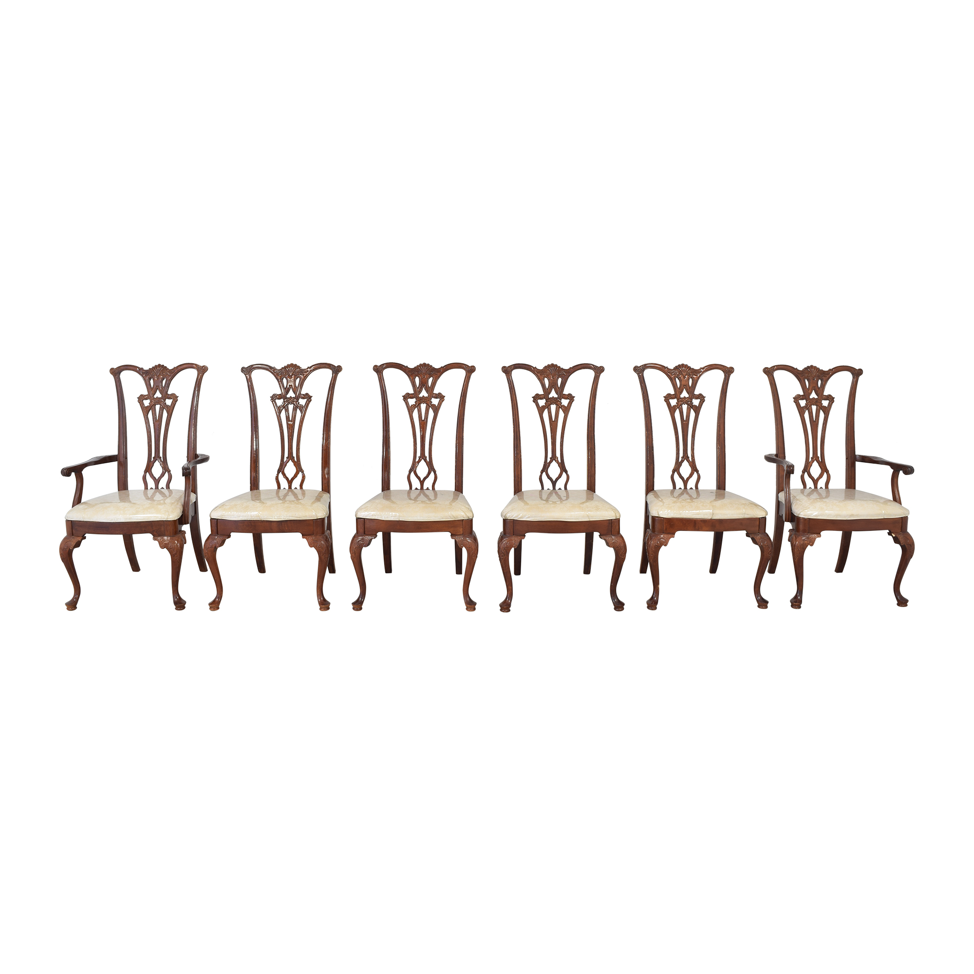 Universal Furniture Universal Furniture Queen Anne Style Dining Chairs ma