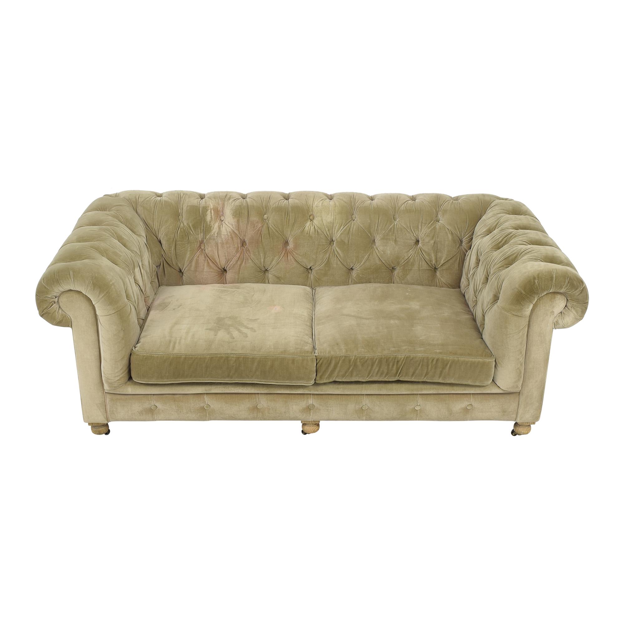 Restoration Hardware Restoration Hardware Kensington Sofa Classic Sofas